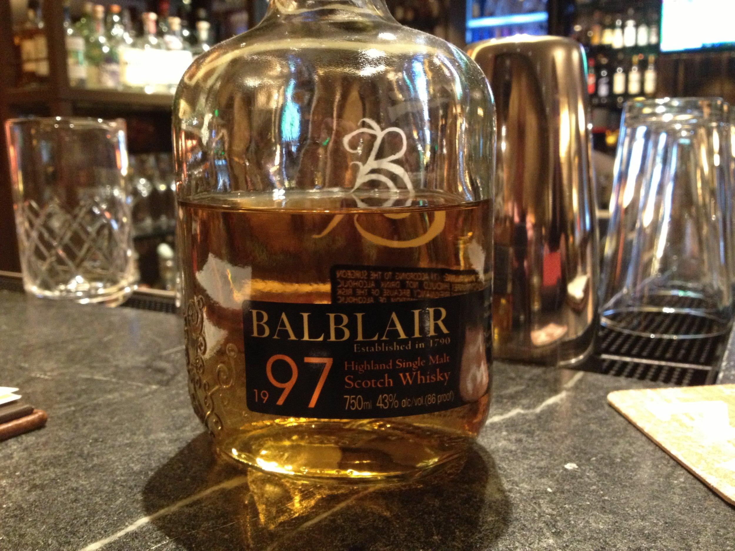 12 Year Old | 43% ABV - Distillery | Balblair