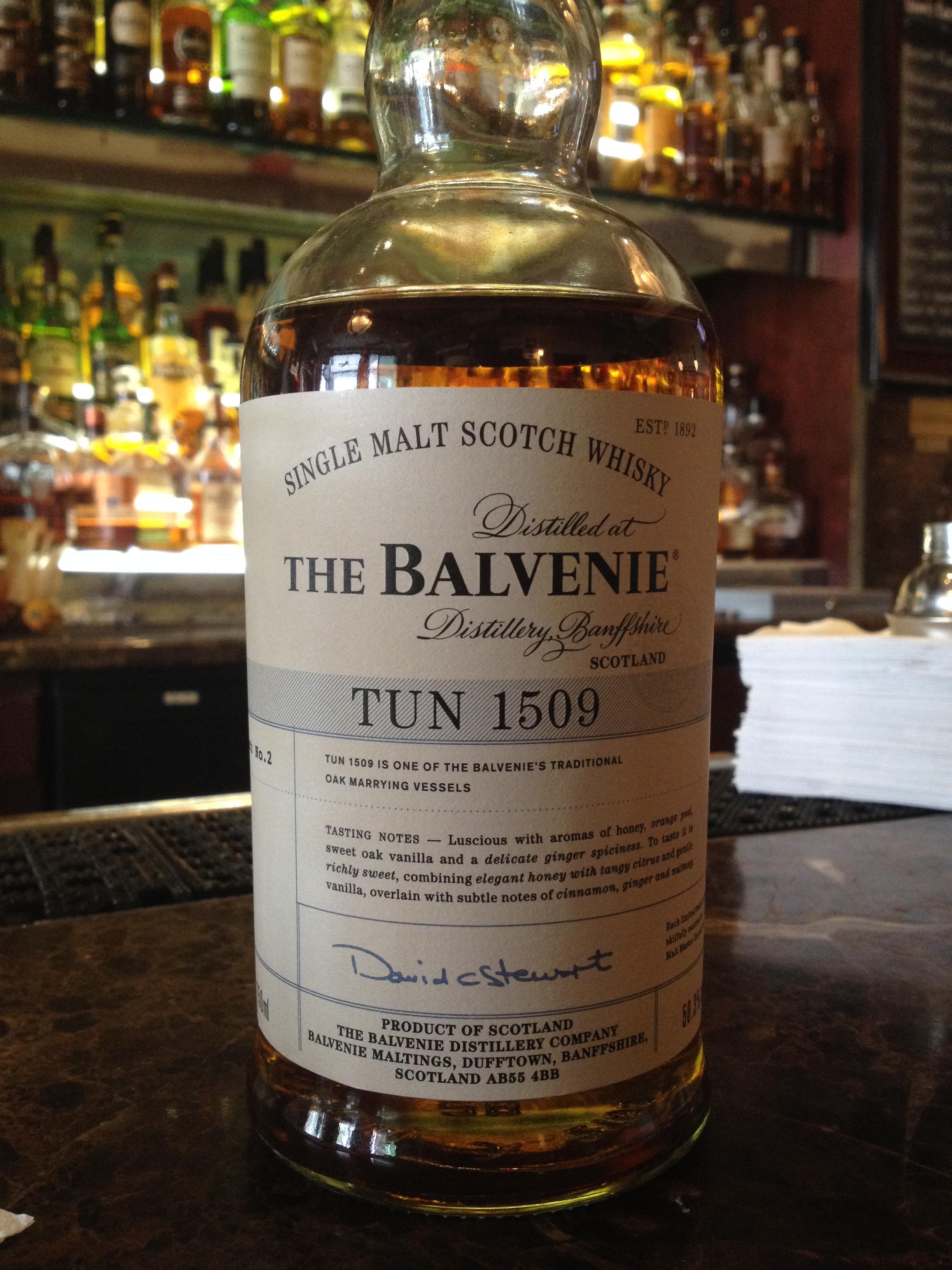 NAS | 50.3% ABV - Distillery | Balvenie