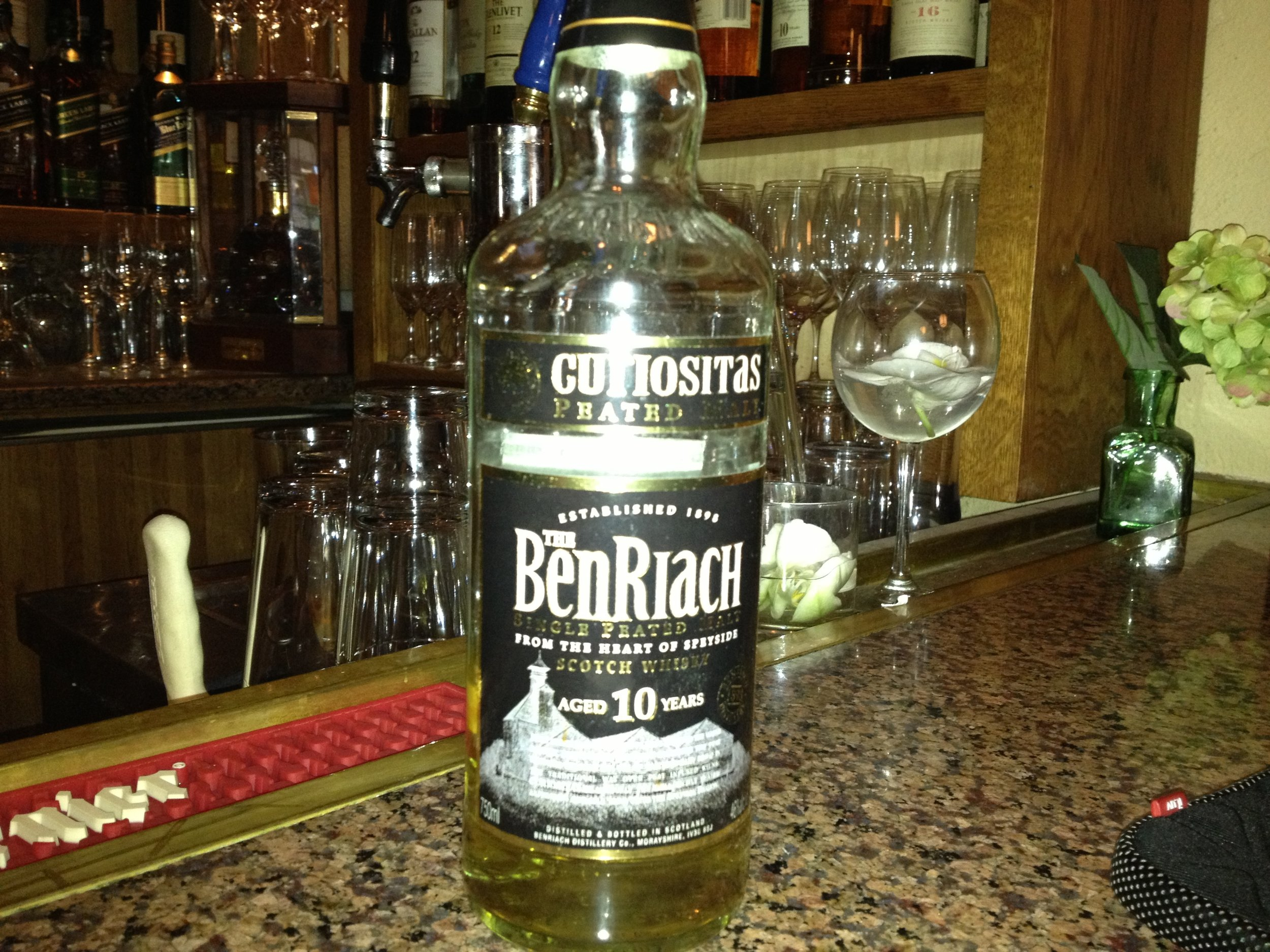 10 Year Old | 46% ABV - Distillery | BenRiach