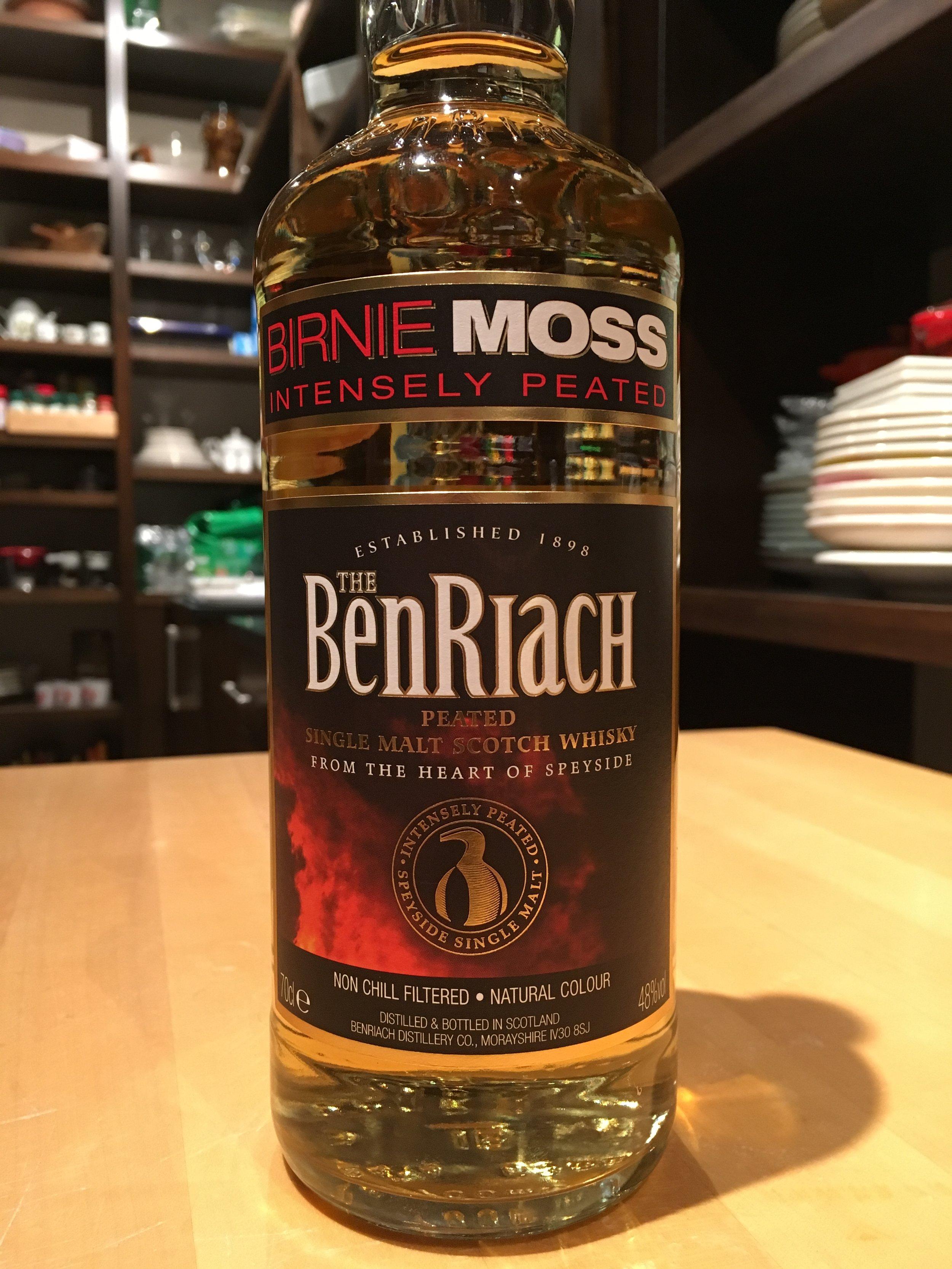 NAS   48% ABV - Distillery   BenRiach