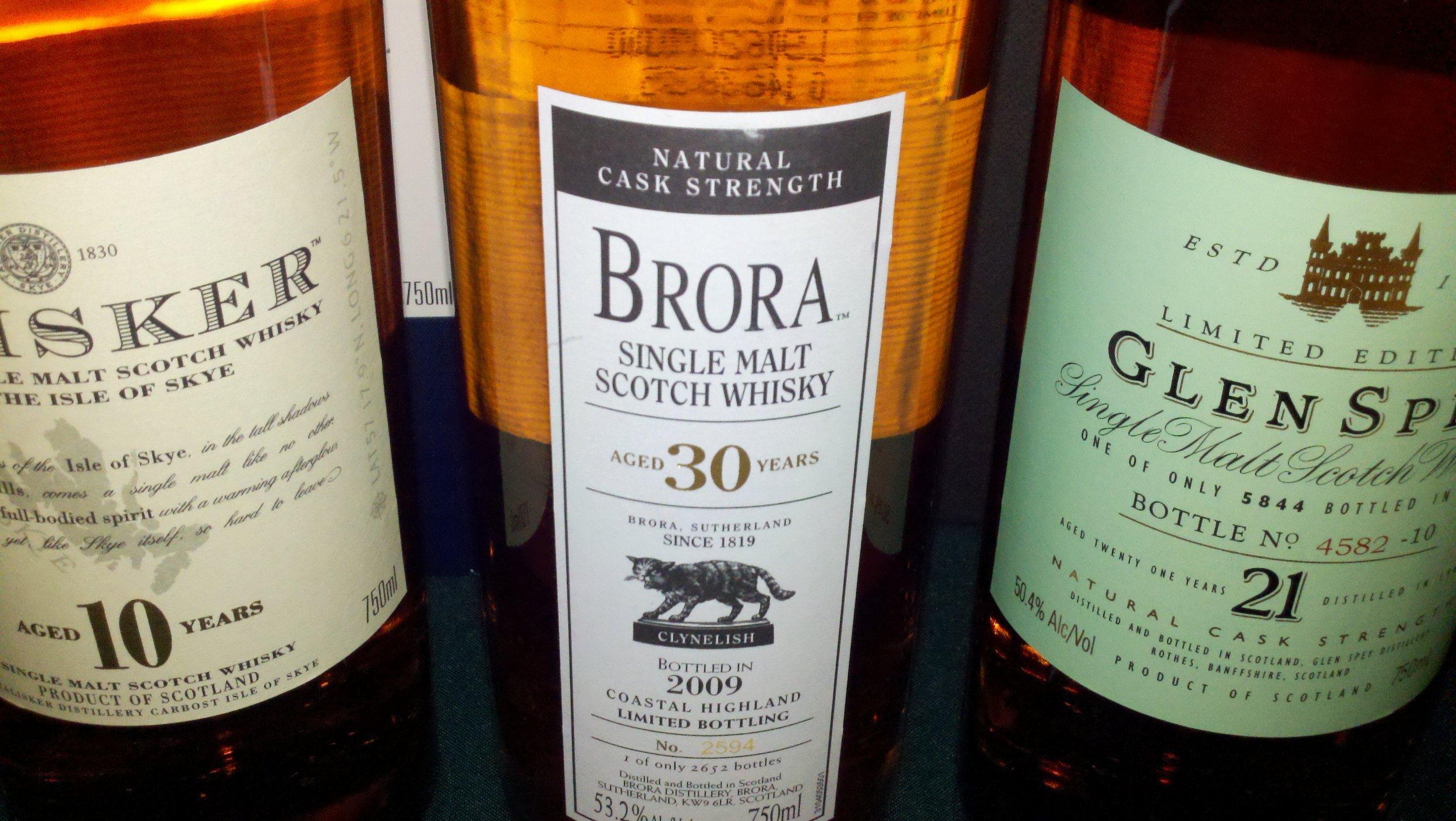 30 Year Old | 53.2% ABV - Distillery | Brora