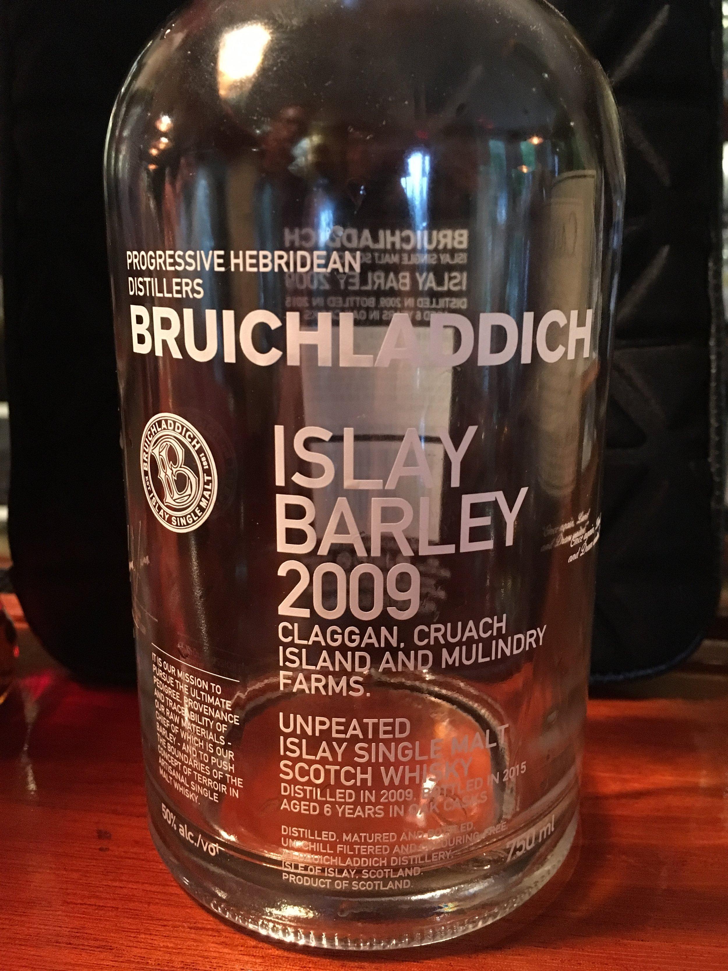 6 Year Old | 50% ABV - Distillery | Bruichladdich
