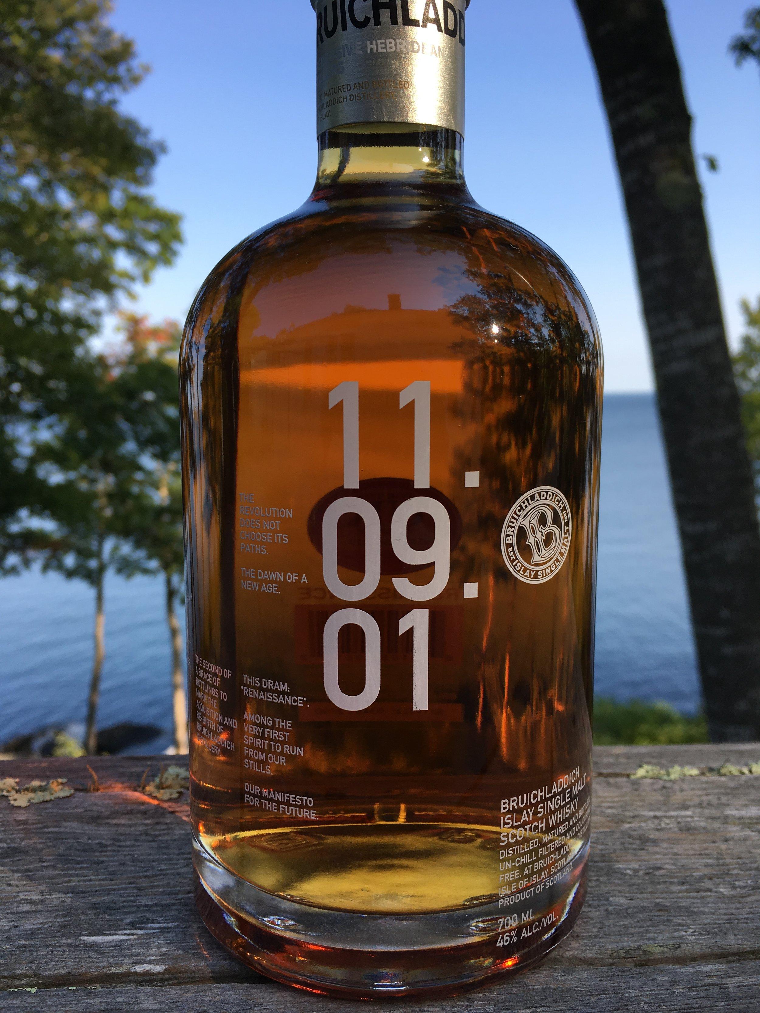 9 Year Old | 46% ABV - Distillery | Bruichladdich
