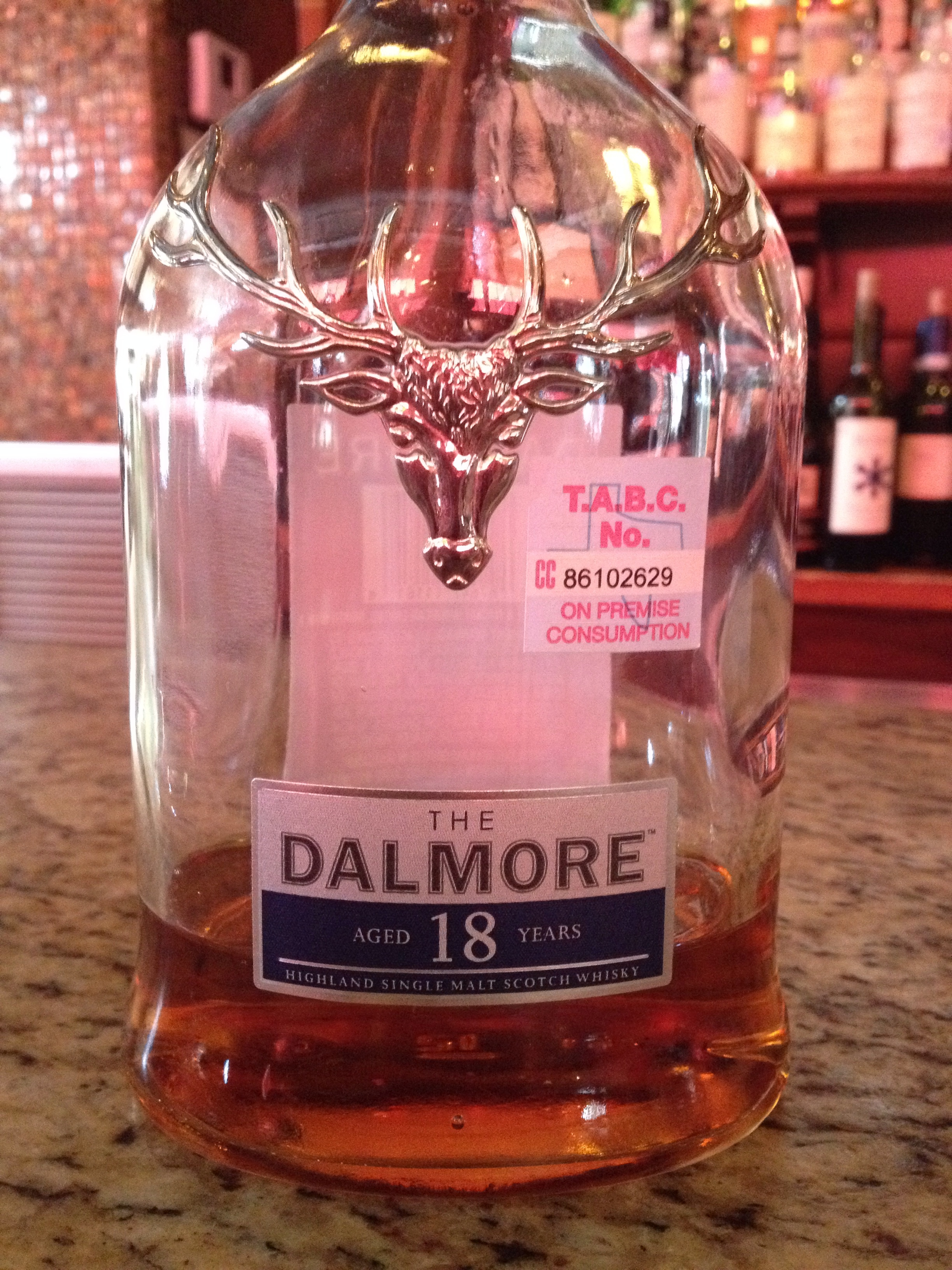 18 Year Old | 43% ABV - Distillery | Dalmore