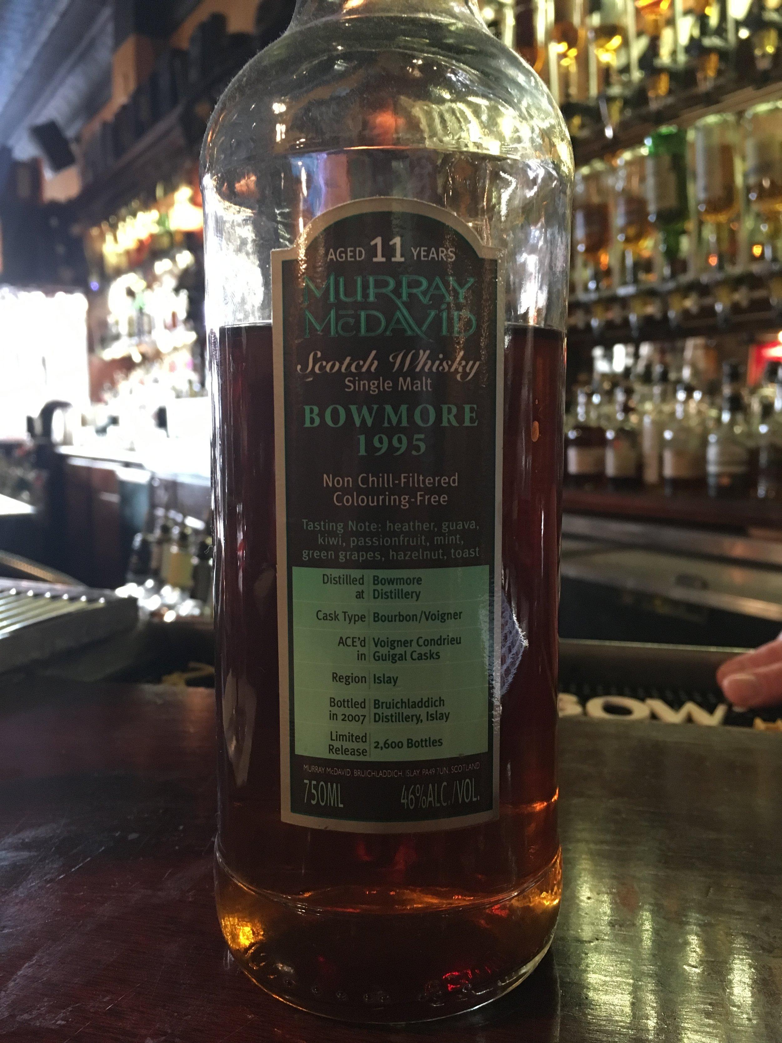 11 Year Old | 46% ABV - Distillery | Bowmore