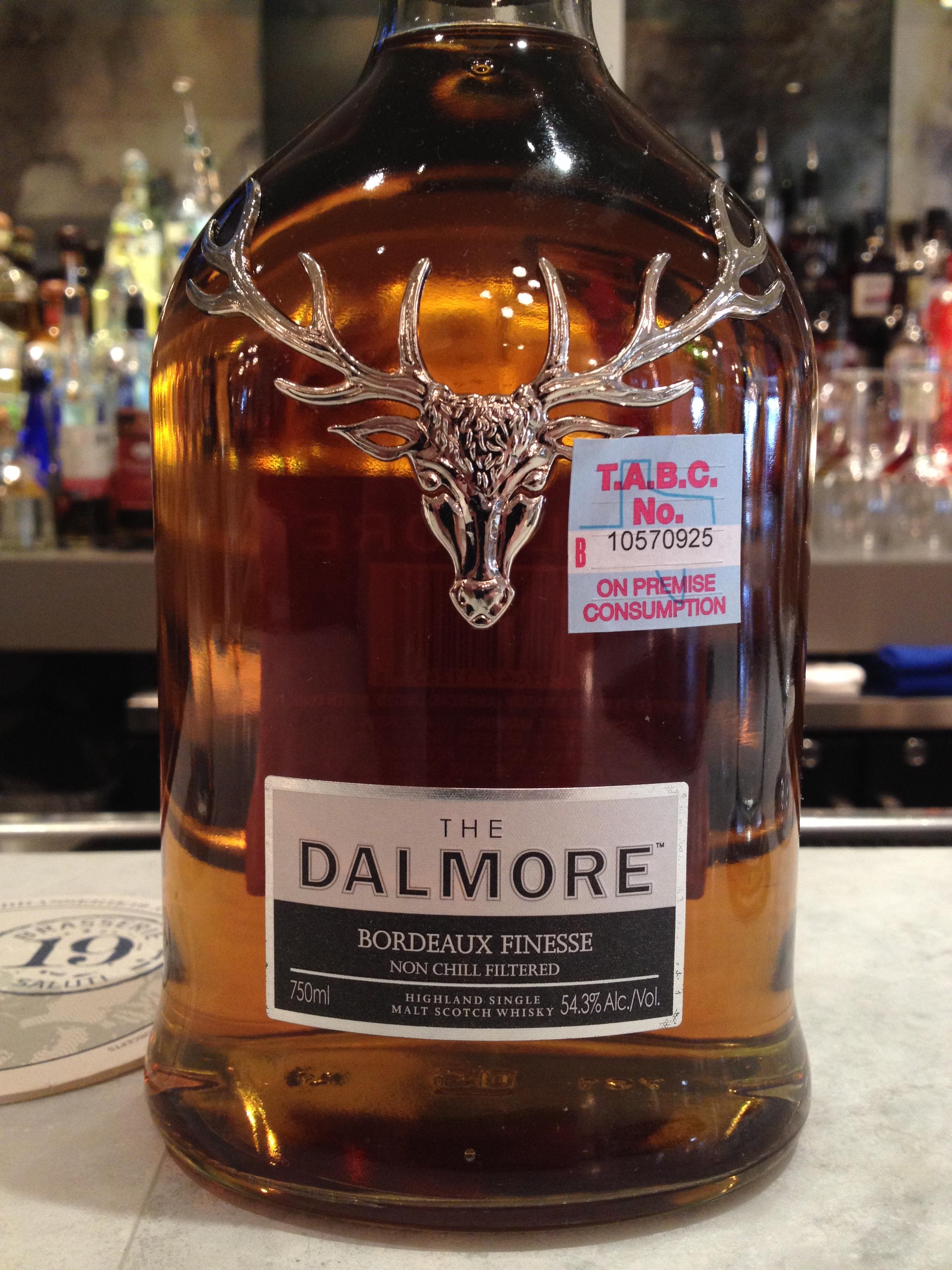 NAS | 54.3% ABV - Distillery | Dalmore