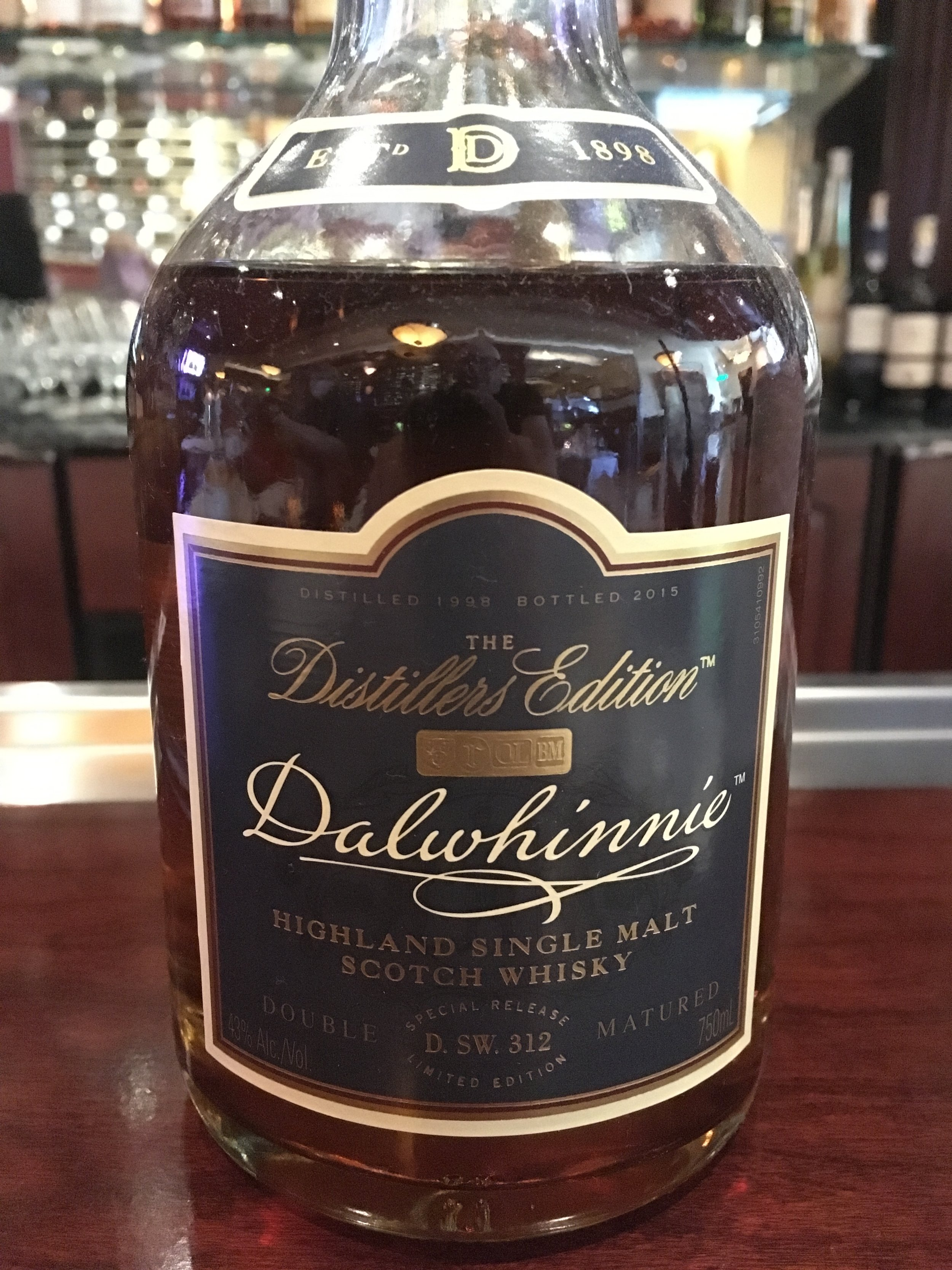 16 Year Old | 43% ABV - Distillery | Dalwhinnie