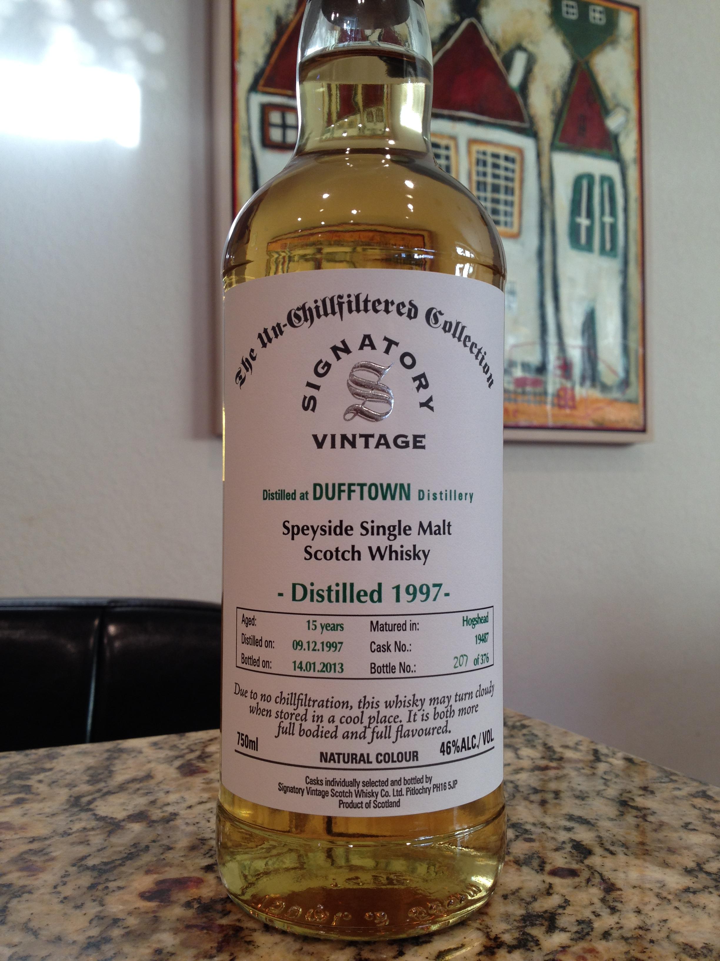 15 Year Old | 46% ABV - Distillery | Dufftown