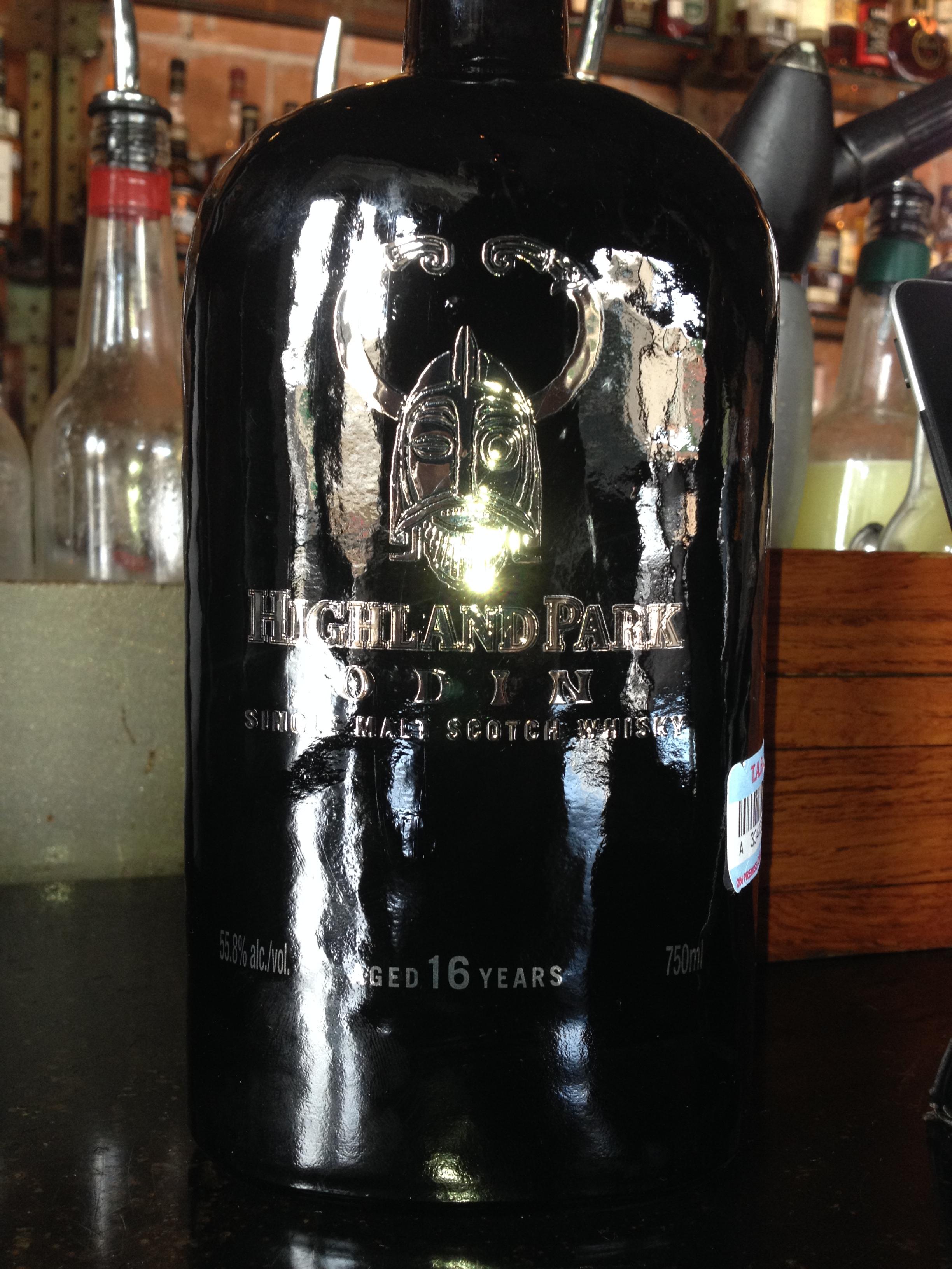16 Year Old | 55.8% ABV - Distillery | Highland Park