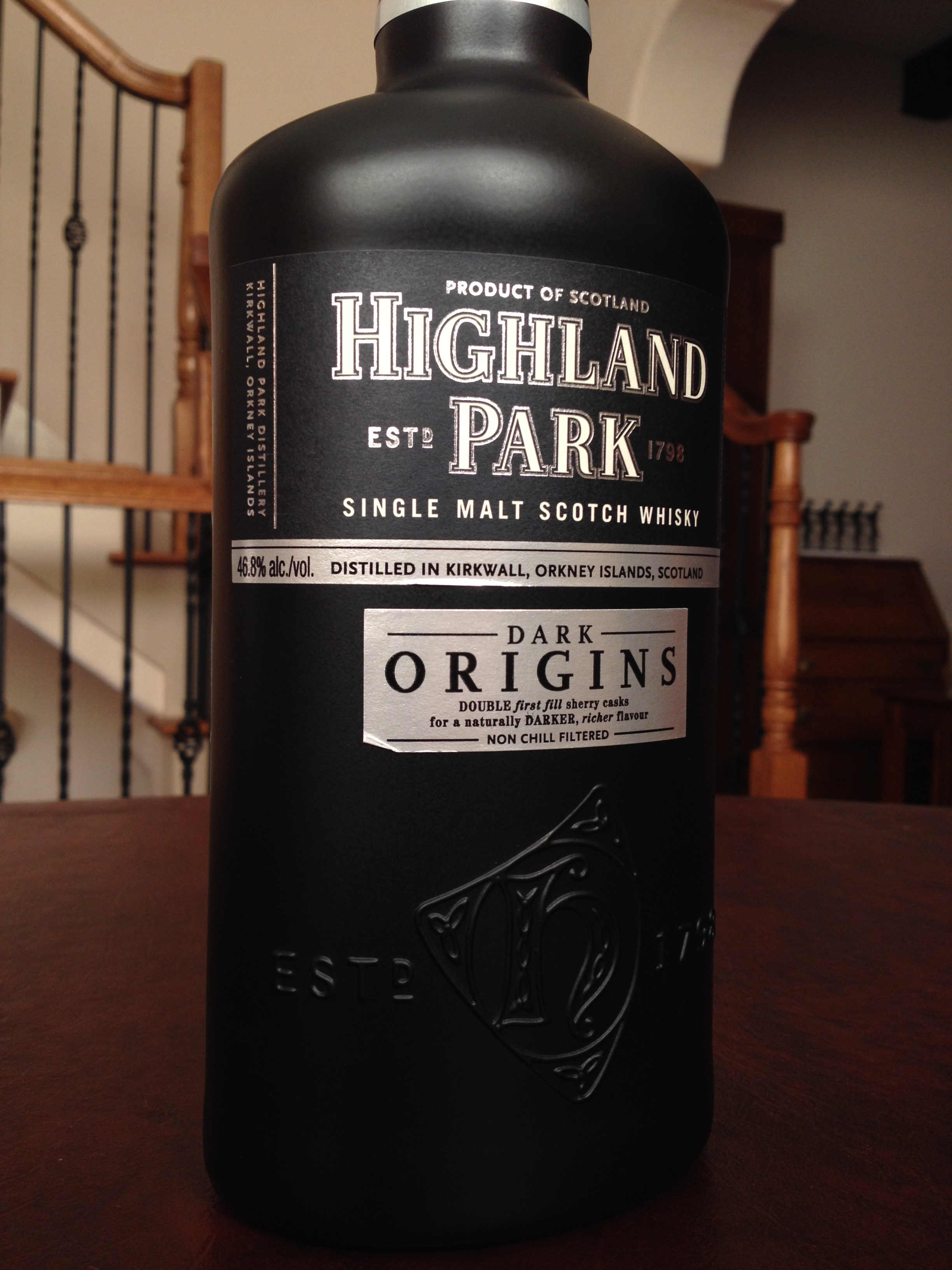 NAS | 46.8% ABV - Distillery | Highland Park
