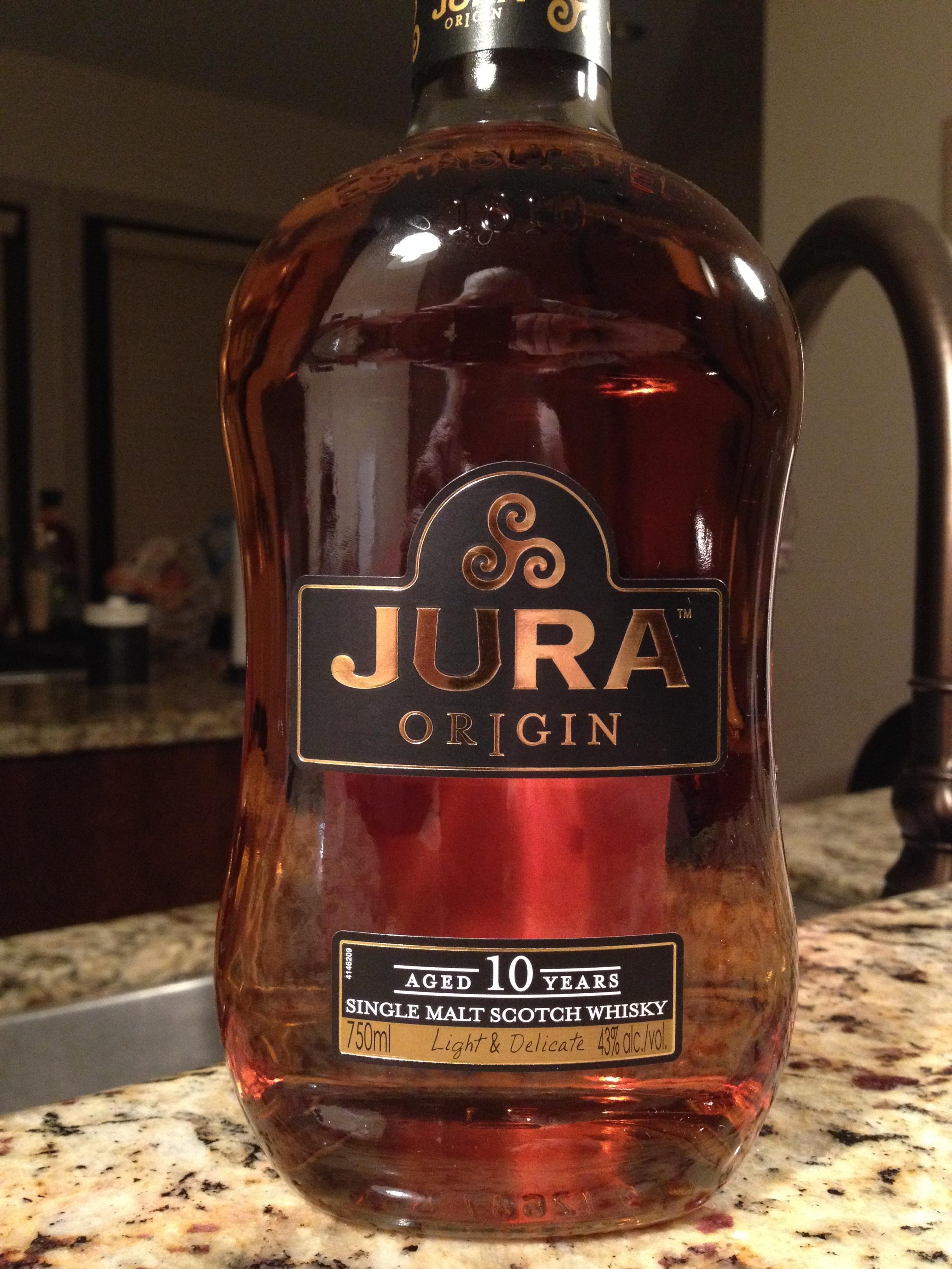 10 Year Old | 43% ABV - Distillery | Jura