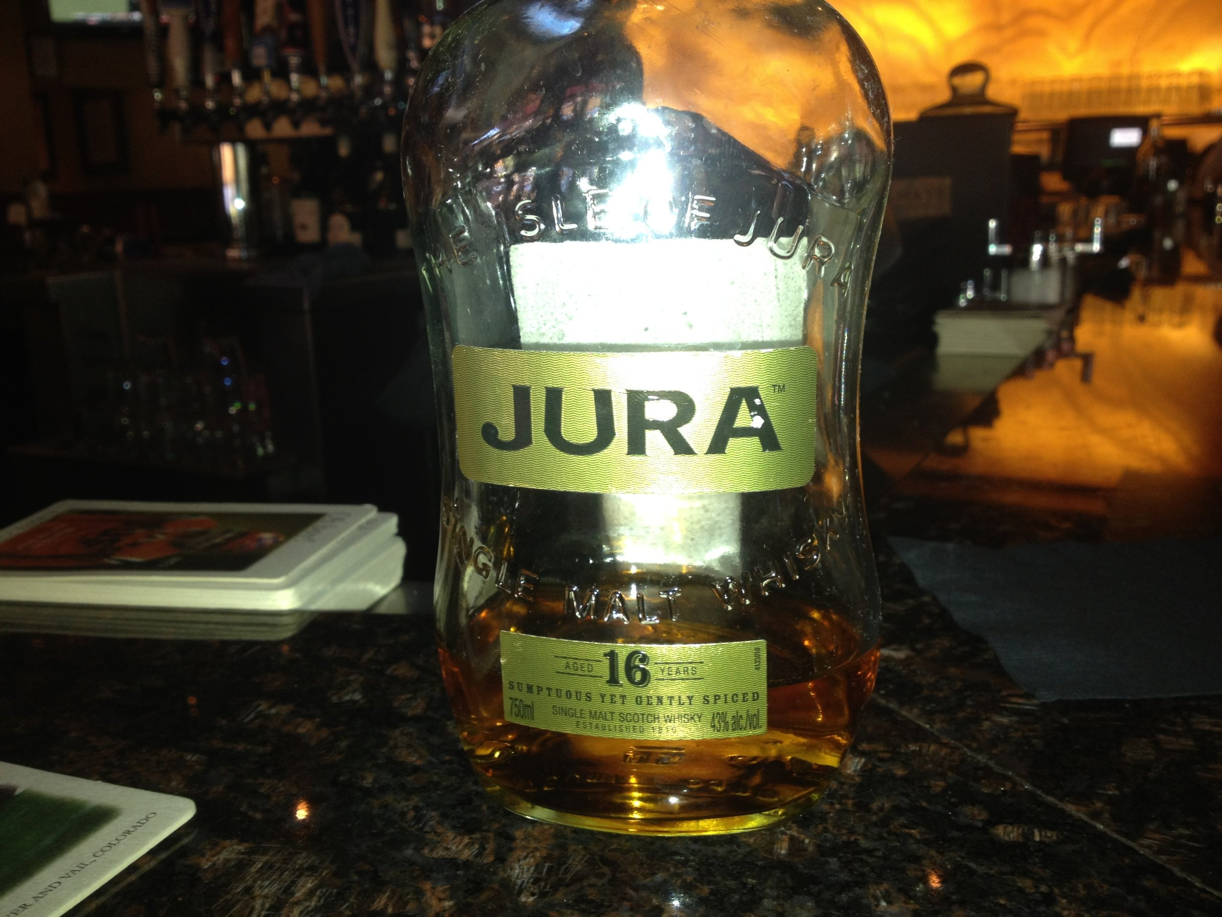 16 Year Old | 43% ABV - Distillery | Jura