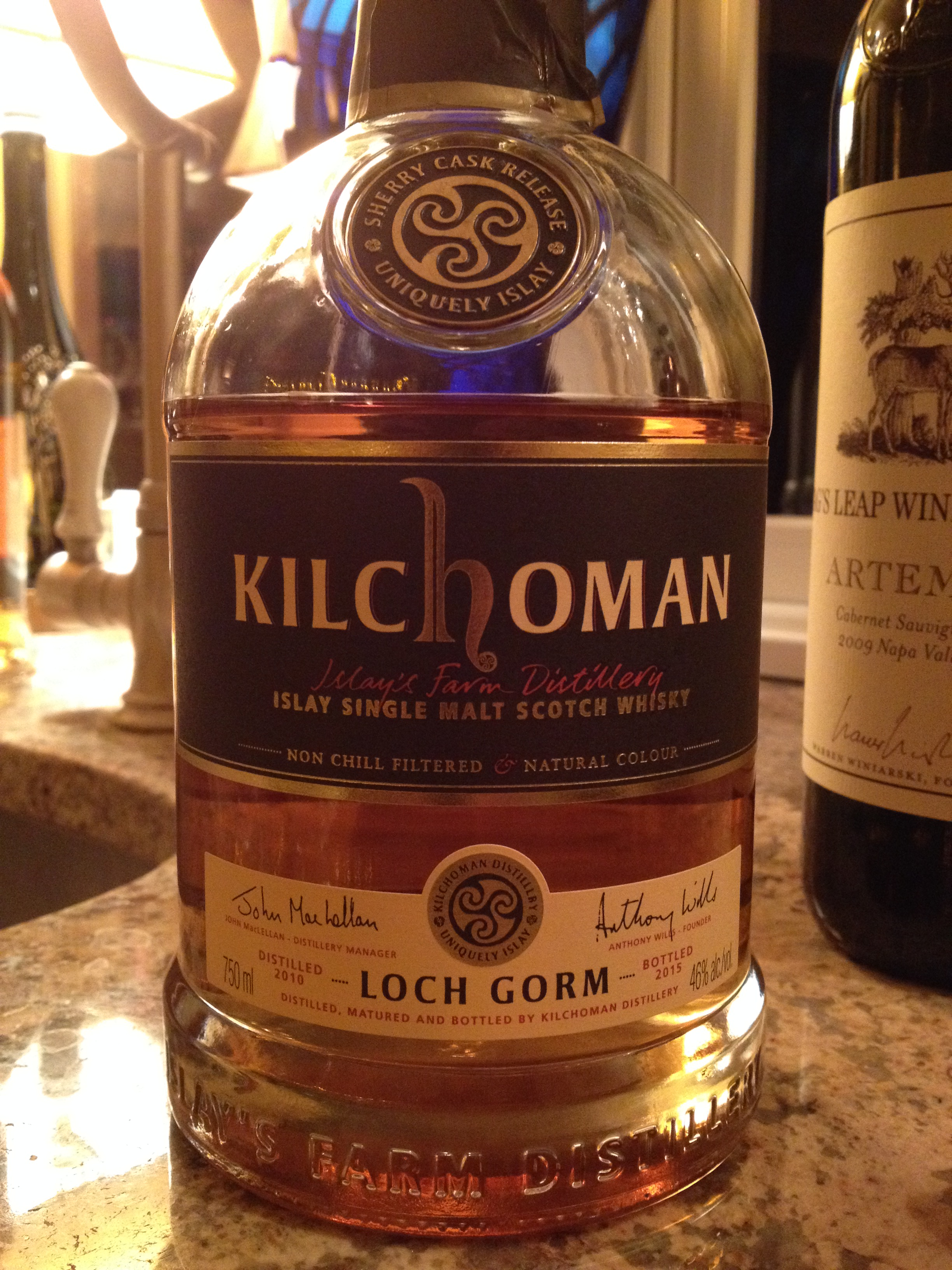 5 Year Old | 46% ABV - Distillery | Kilchoman