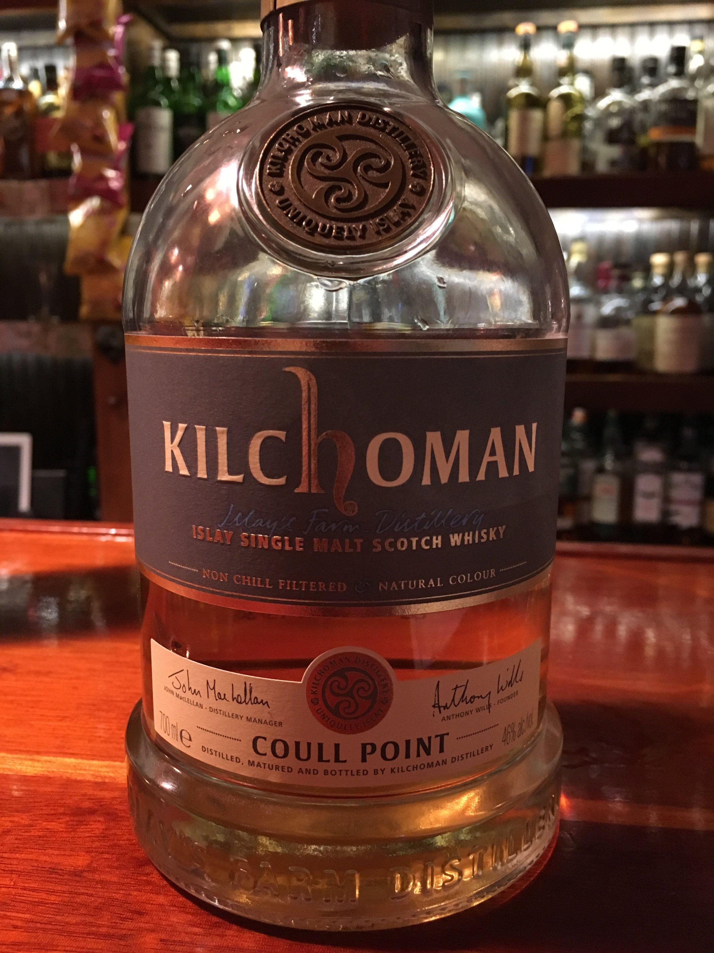 NAS   46% ABV - Distillery   Kilchoman