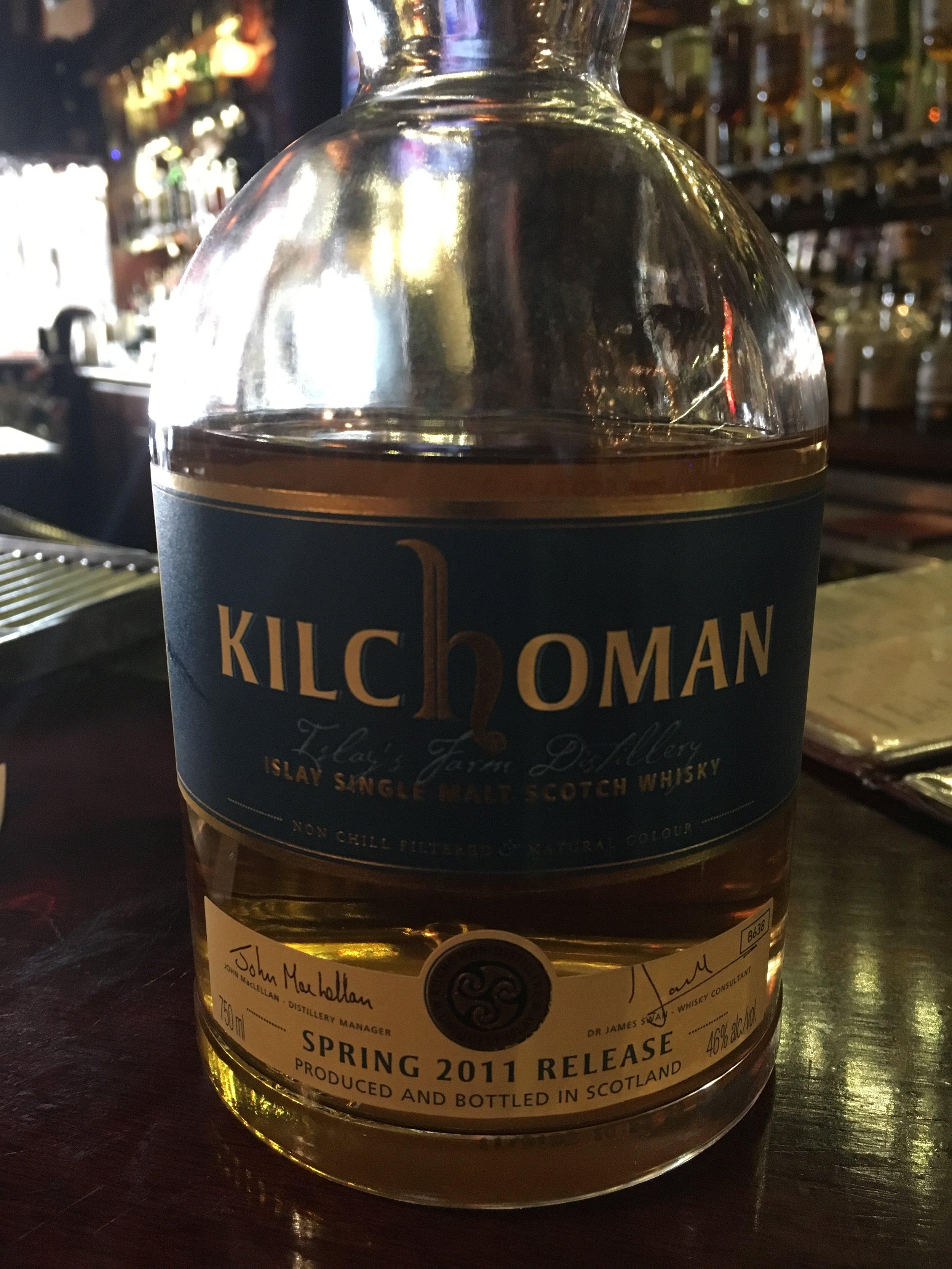 NAS | 46% ABV - Distillery | Kilchoman