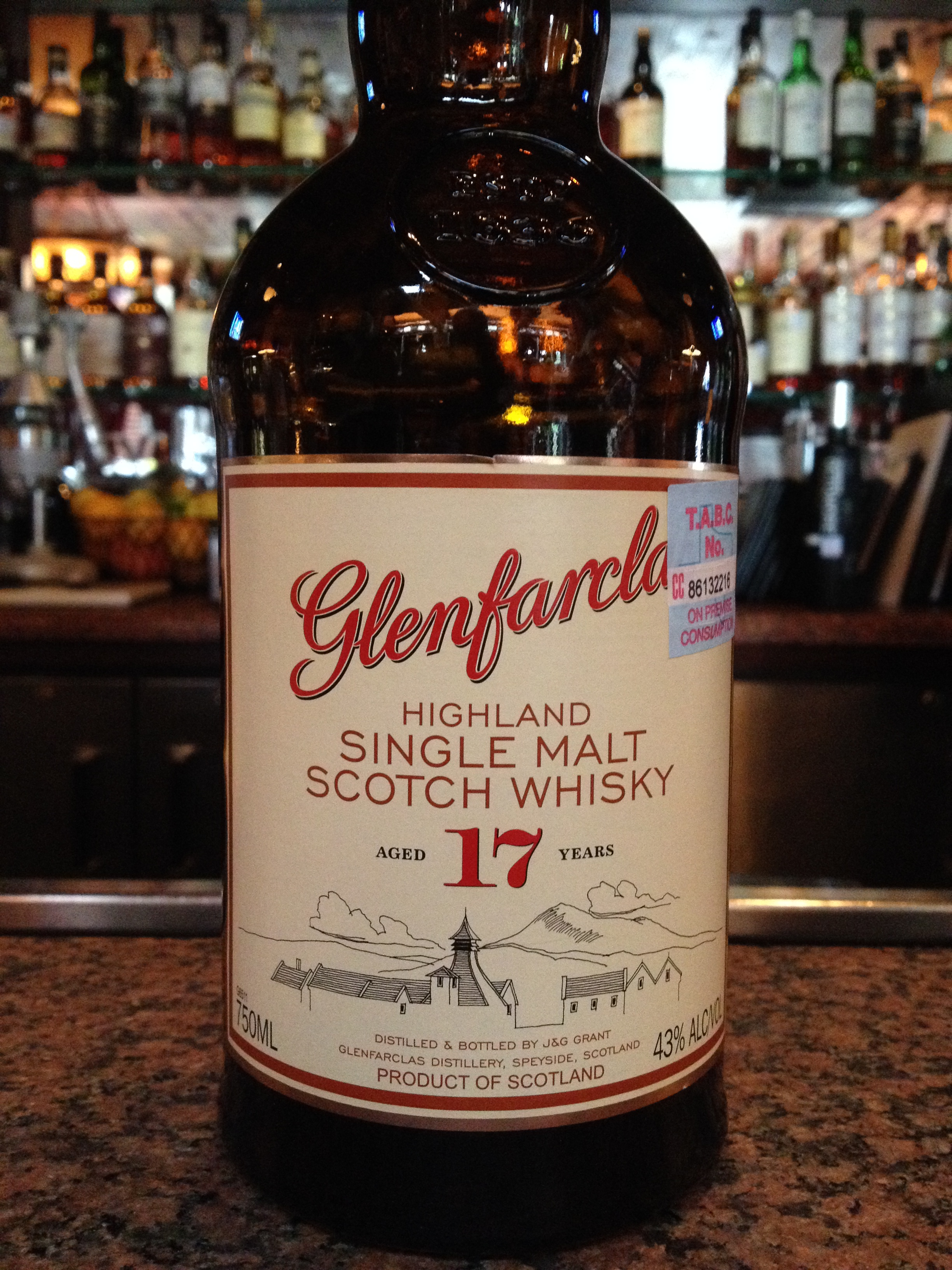 17 Year Old | 43% ABV - Distillery | Glenfarclas