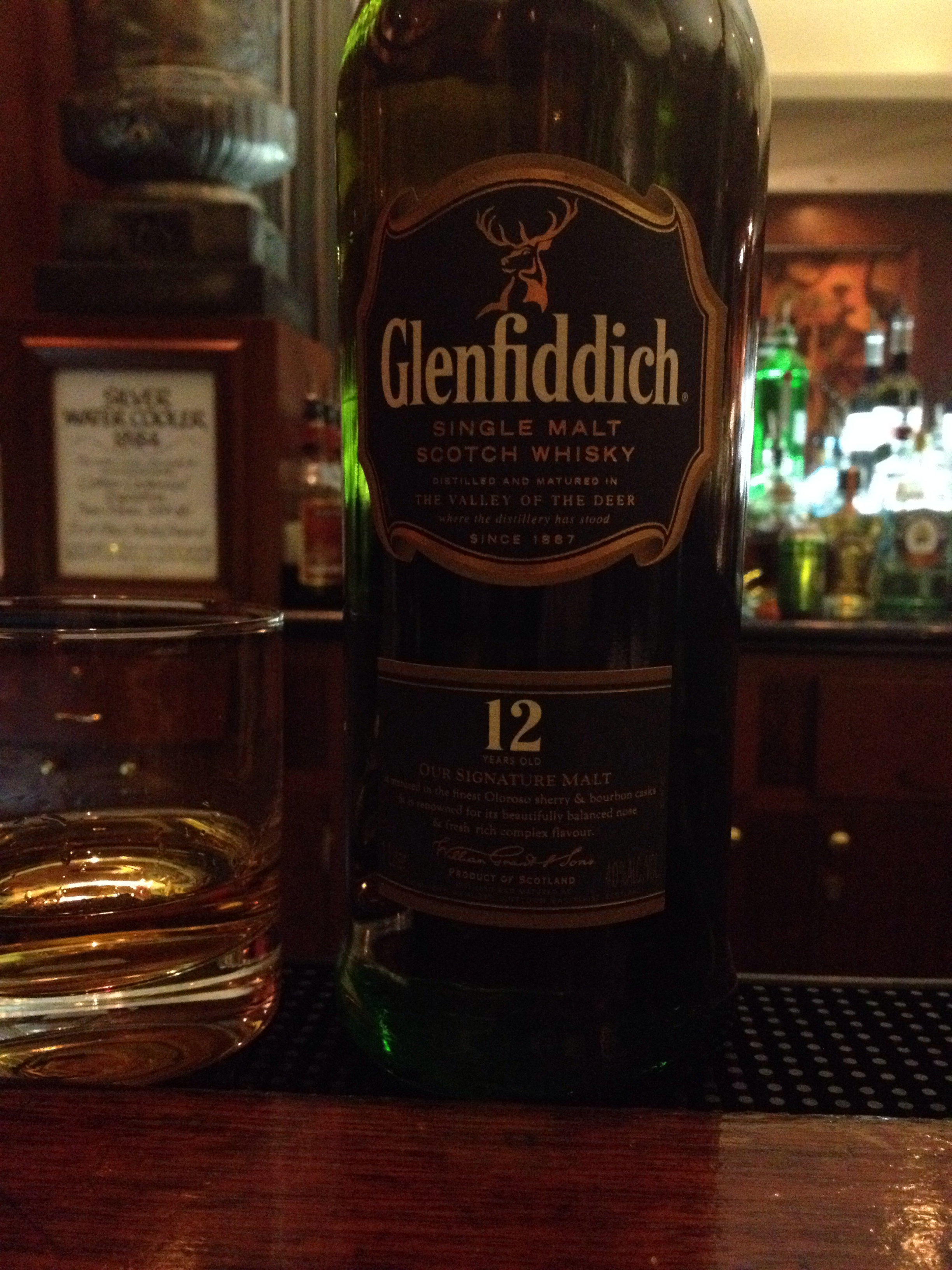 12 Year Old | 40% ABV - Distillery | Glenfiddich