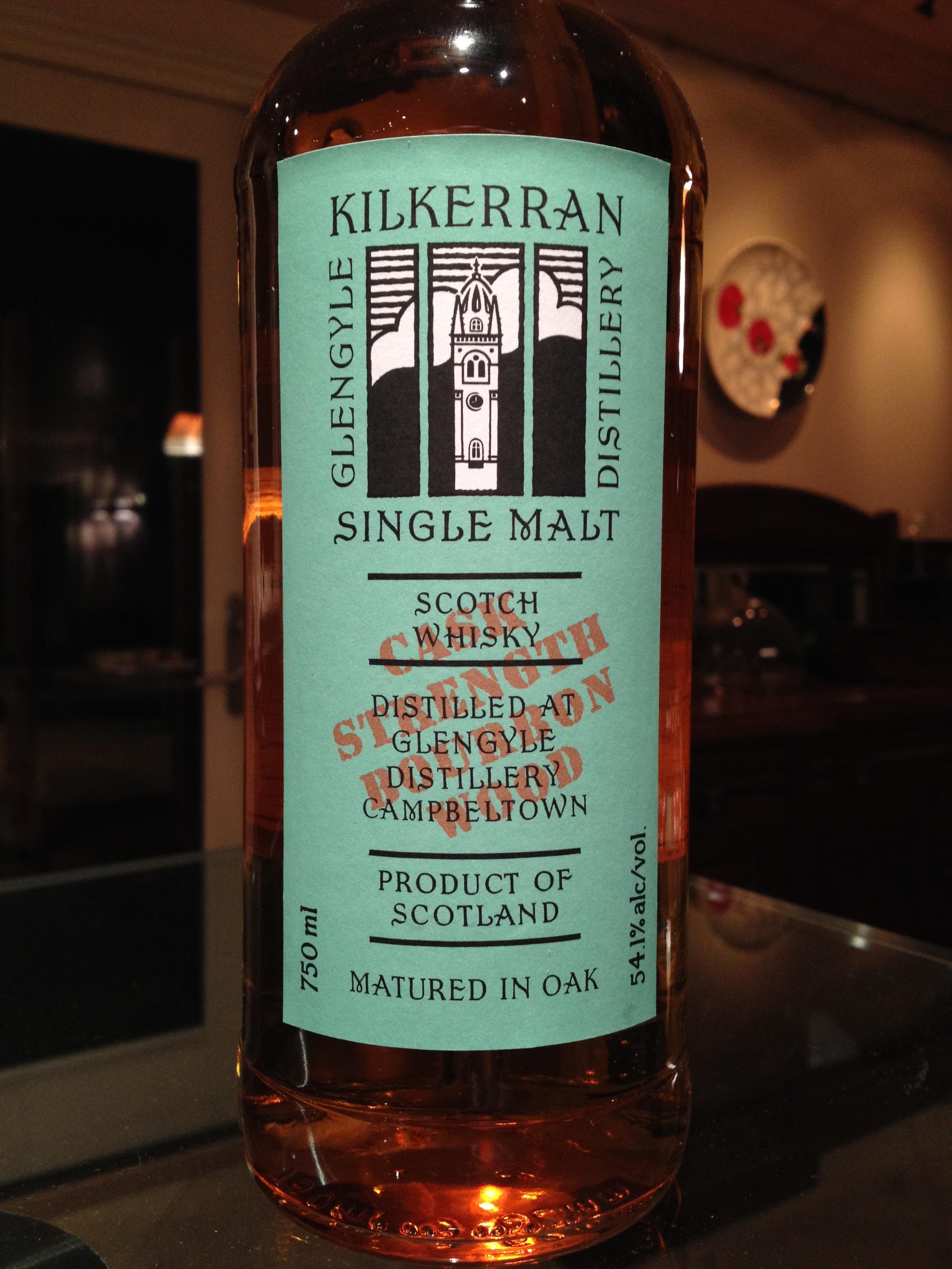 11 Year Old | 54.1% ABV - Distillery | Glengyle