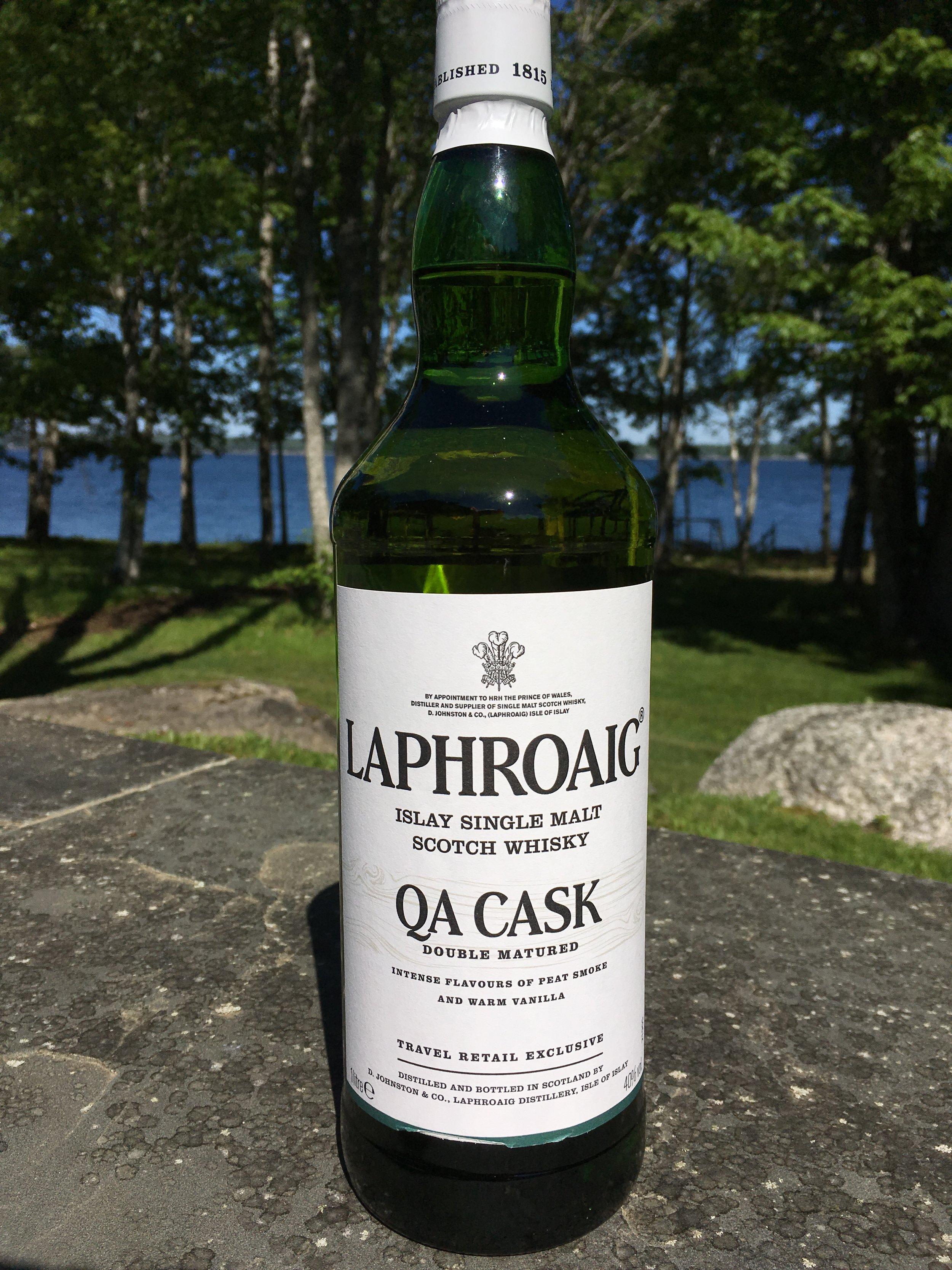NAS   40% ABV - Distillery   Laphroaig