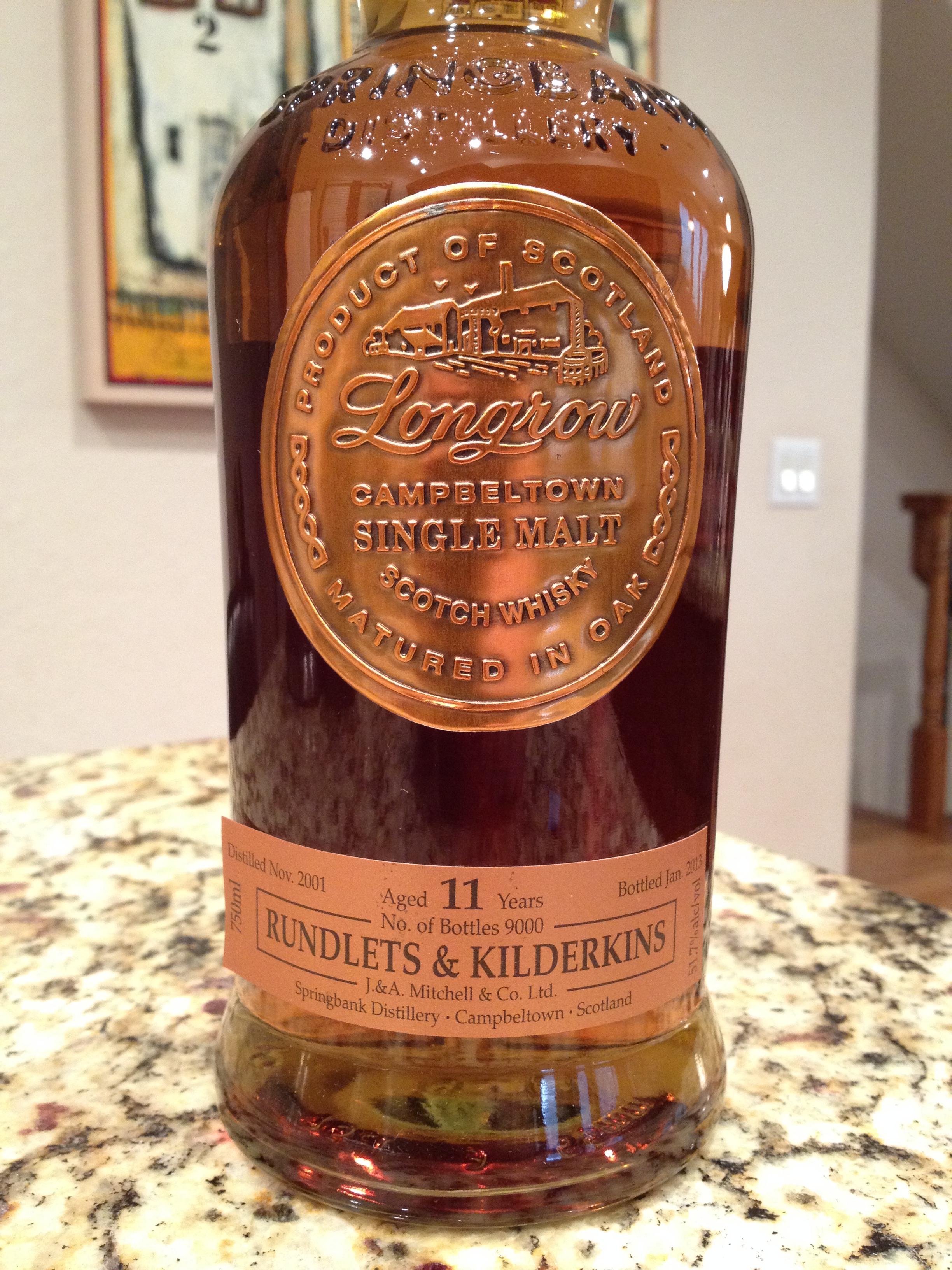 11 Year Old | 51.7% ABV - Distillery | Springbank