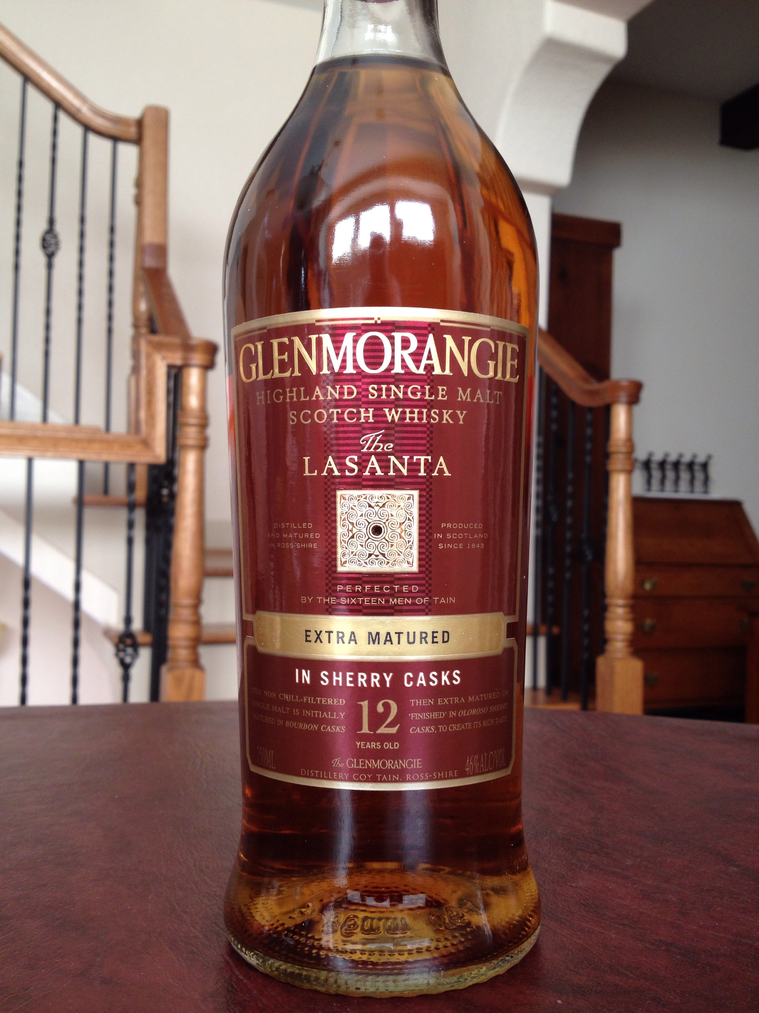 12 Year Old | 46% ABV - Distillery | Glenmorangie