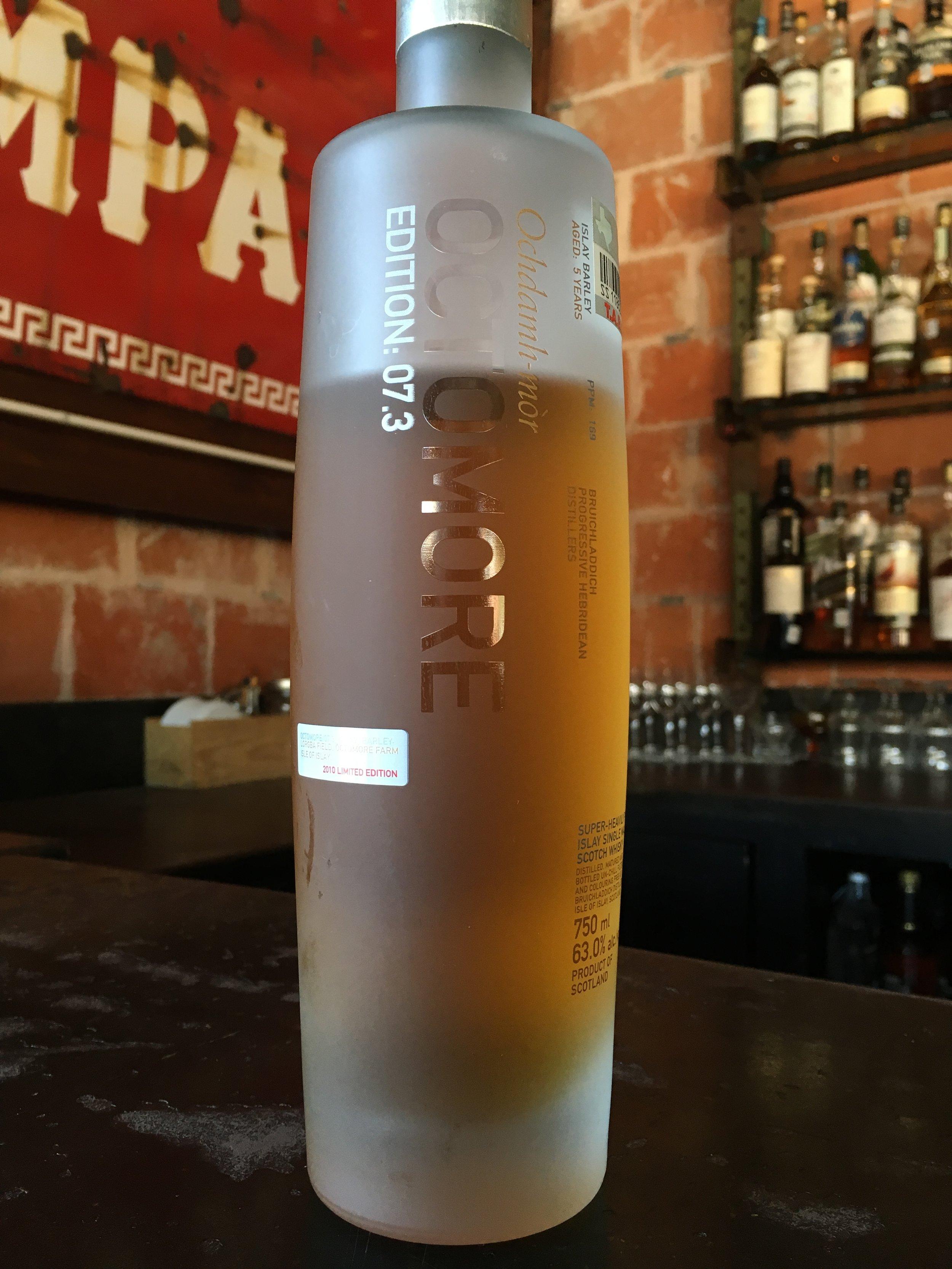 5 Year Old | 63% ABV - Distillery | Bruichladdich