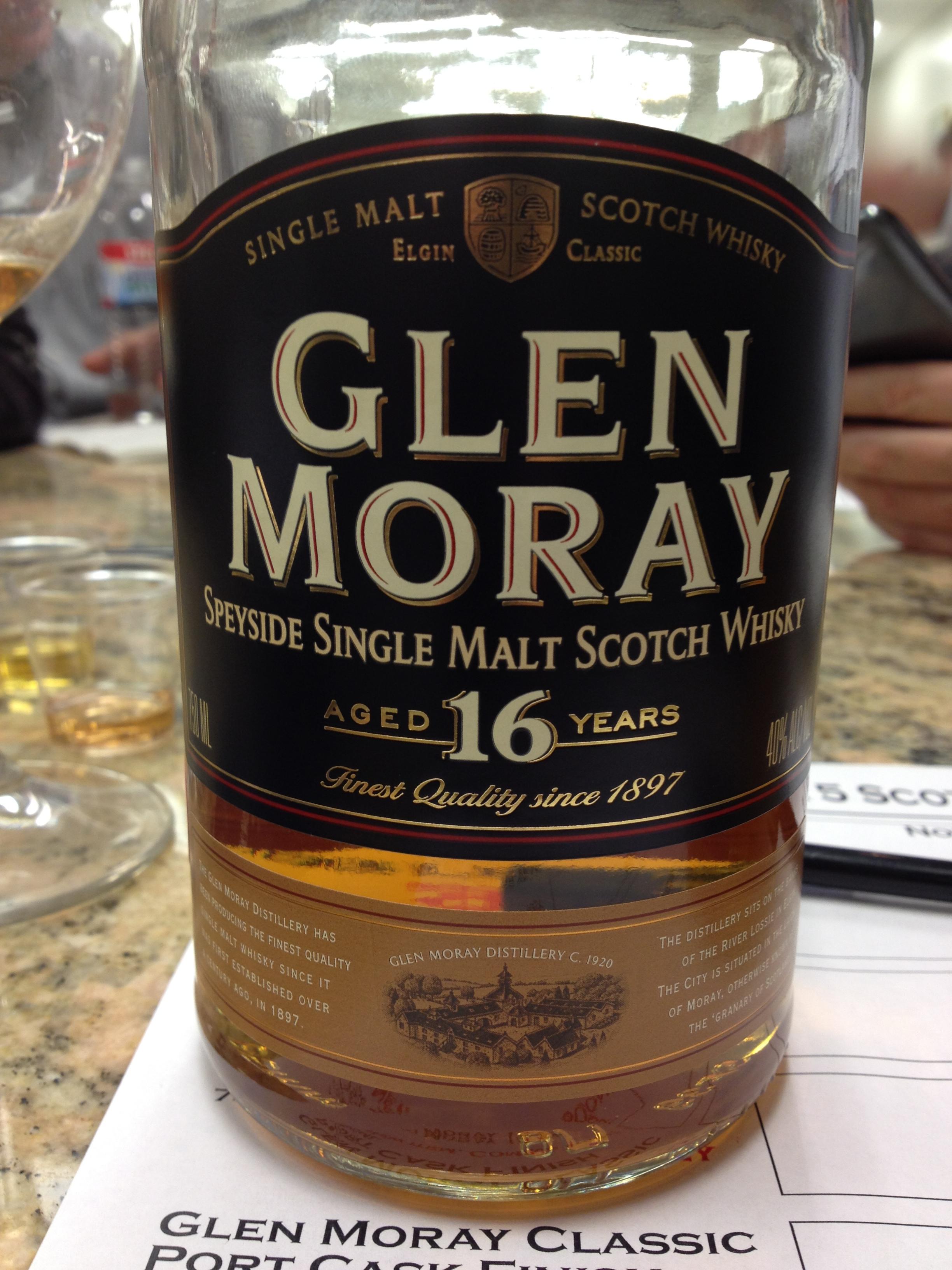 16 Year Old | 40% ABV - Distillery | Glen Moray