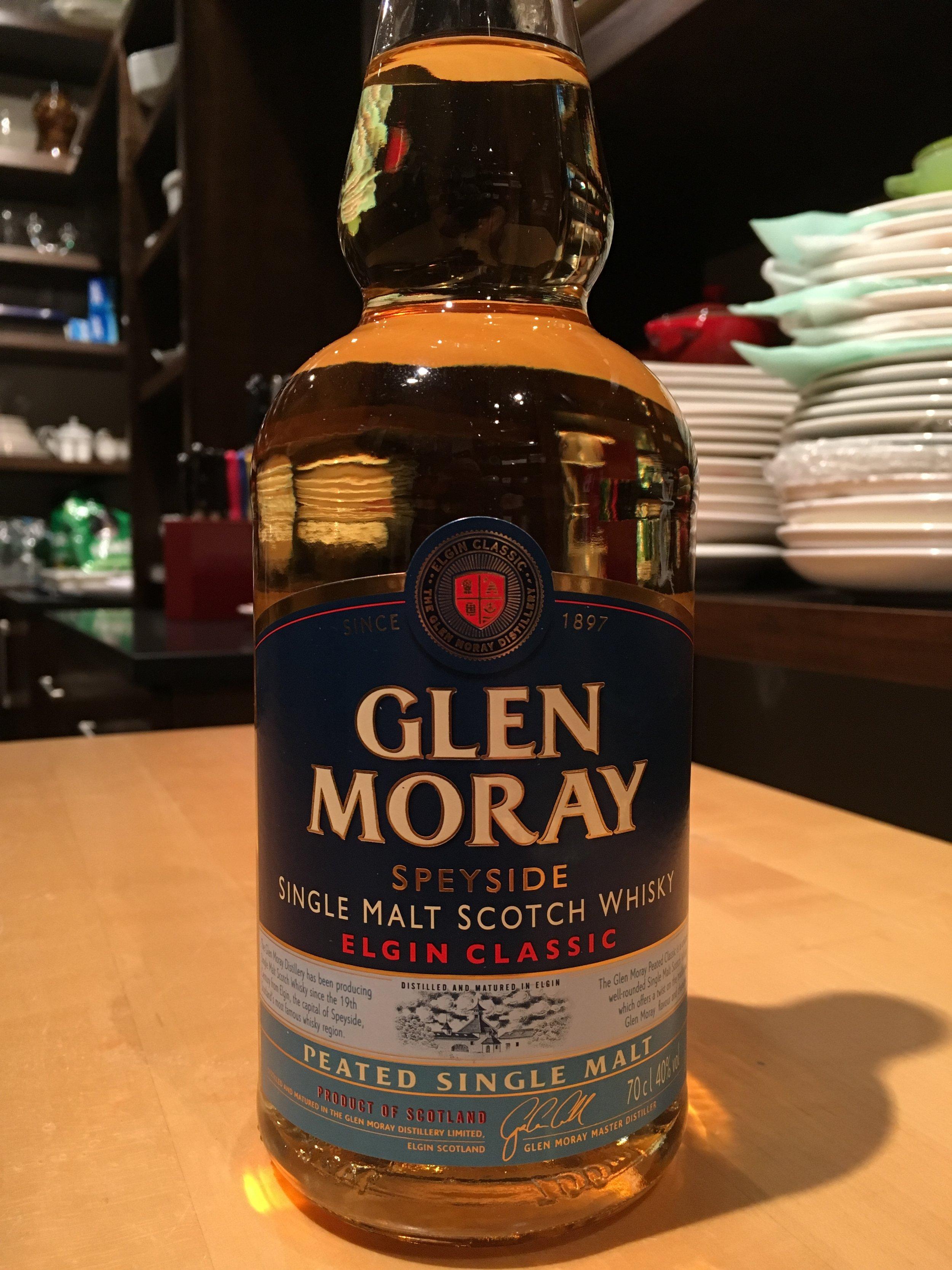 NAS   40% ABV - Distillery   Glen Moray