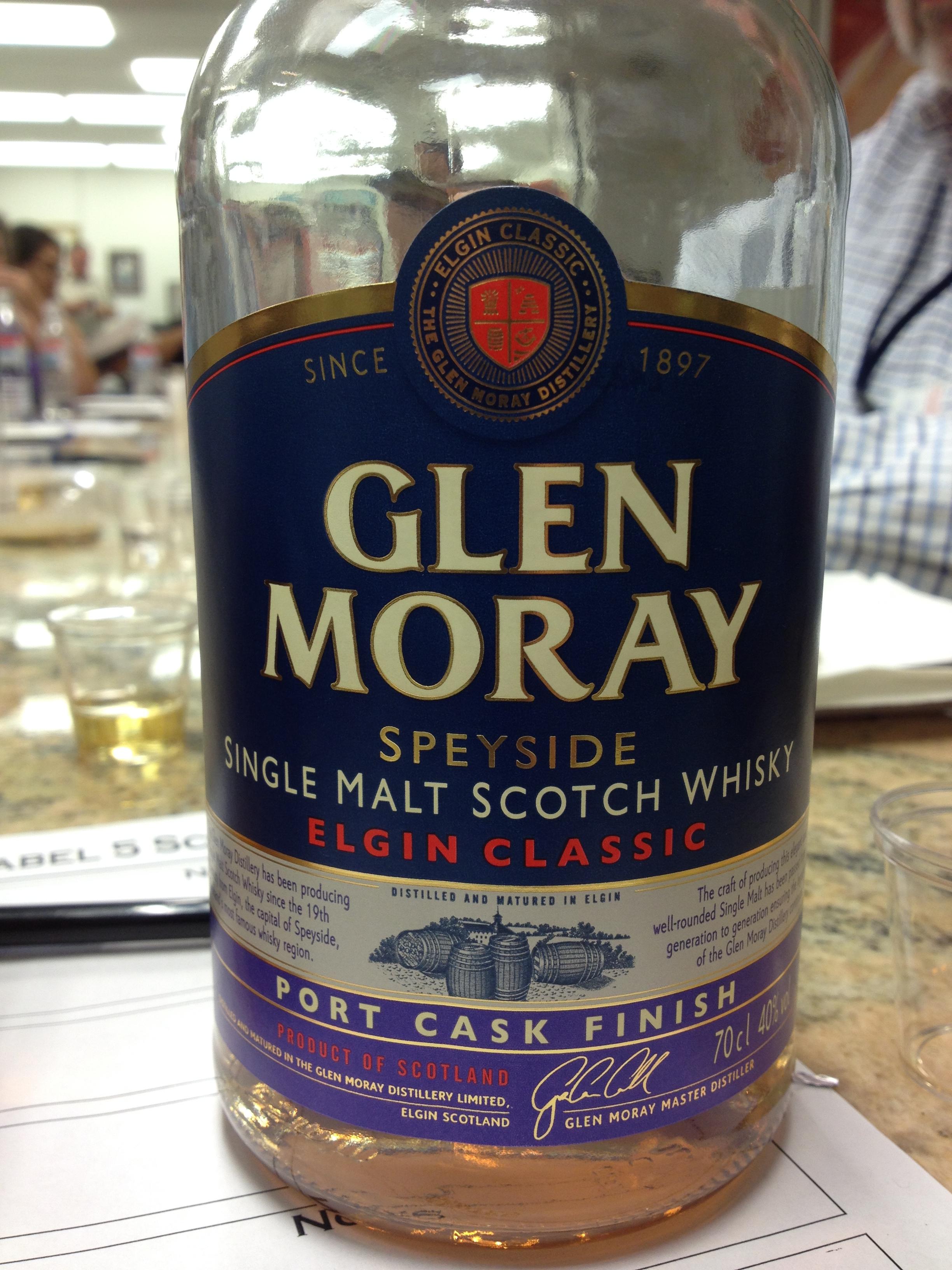 NAS | 40% ABV - Distillery | Glen Moray