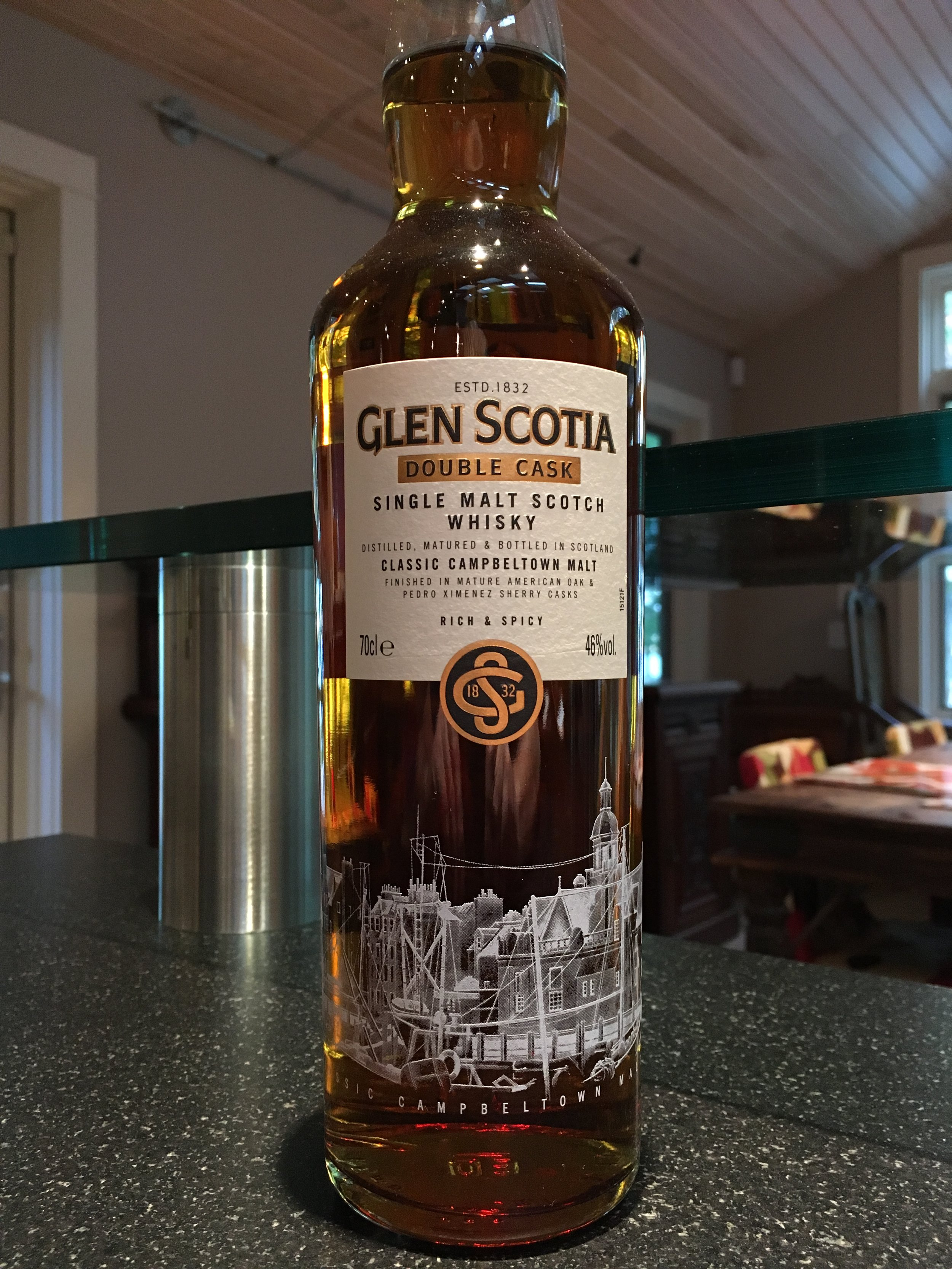 NAS | 46% ABV - Distillery | Glen Scotia