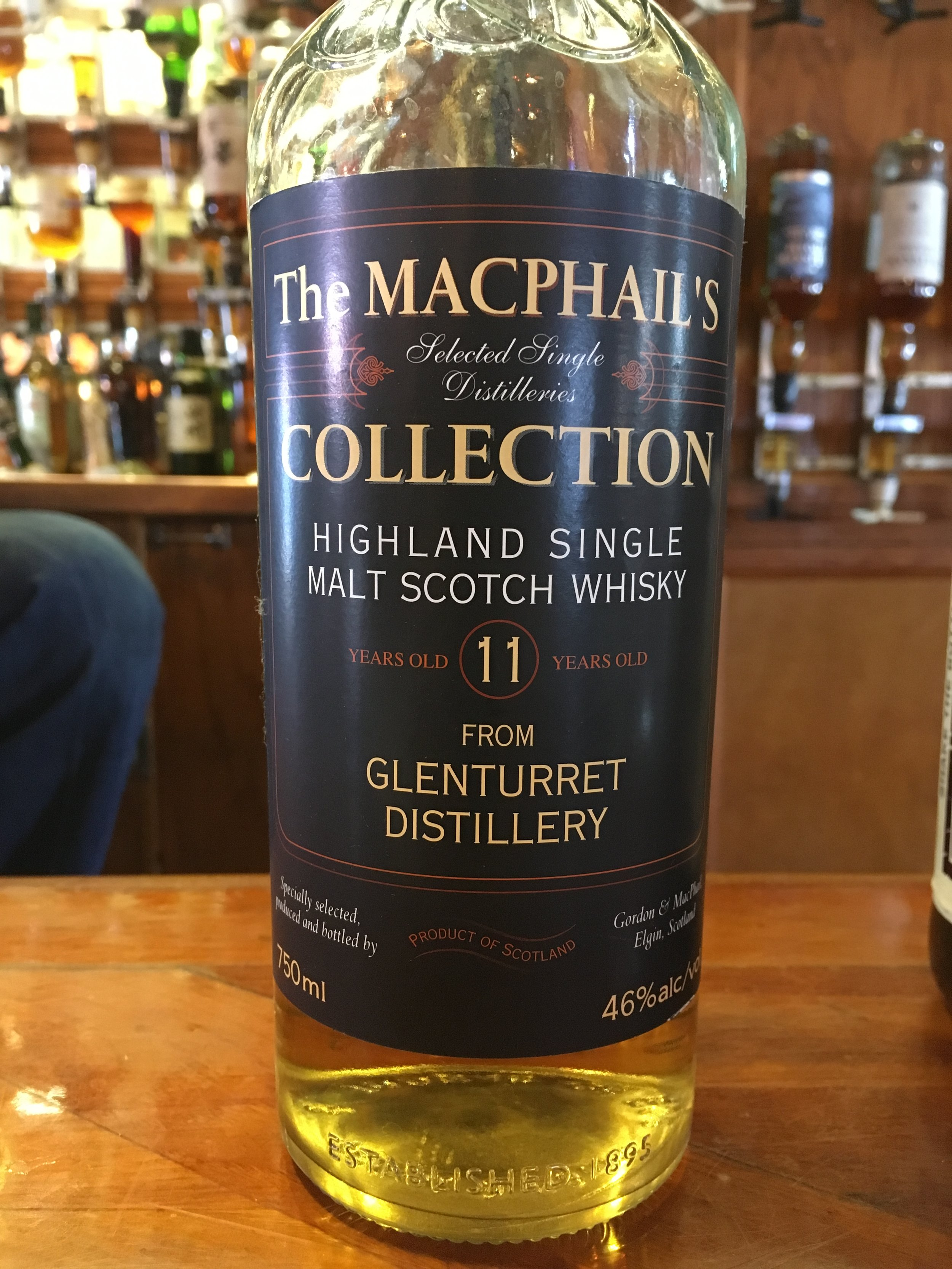 11 Year Old | 46% ABV - Distillery | Glenturret