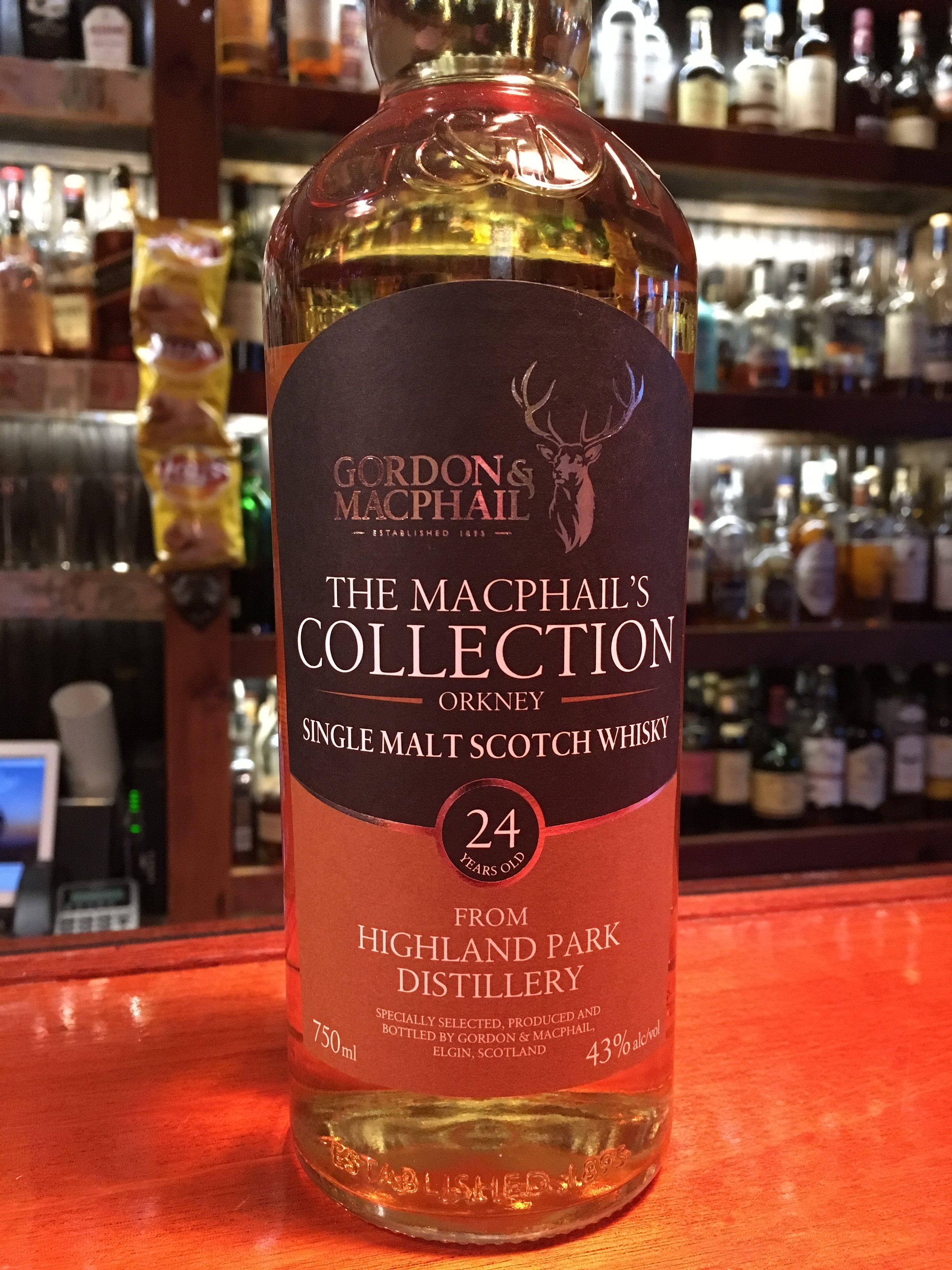 24 Year Old | 43% ABV - Distillery | Highland Park