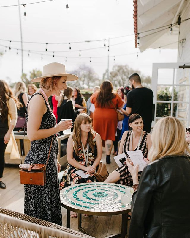 We can't believe it's already been exactly ONE WEEK since all of our attendees + speakers met each other for the first time during our opening cocktail hour. It seems like we've known eachother for a lifetime 💓 . . . . . . Photography: @growlovelyphotography #emberretreat #hairstylistretreat #hairretreat #hairclass #hairclasses #businessofhair #salonbusiness #haireducation #haireducator #hairbusiness #hairbiz #hairstylist_tribe #hairstylistlife #hairlife #hairstylistlifestyle #salonowner #suiteowner #salonsuites #salonstudio #hairboss #hairblogger #hairinfluencer #stylistsupportingstylists #teamhairdresser #raiseuptoriseup