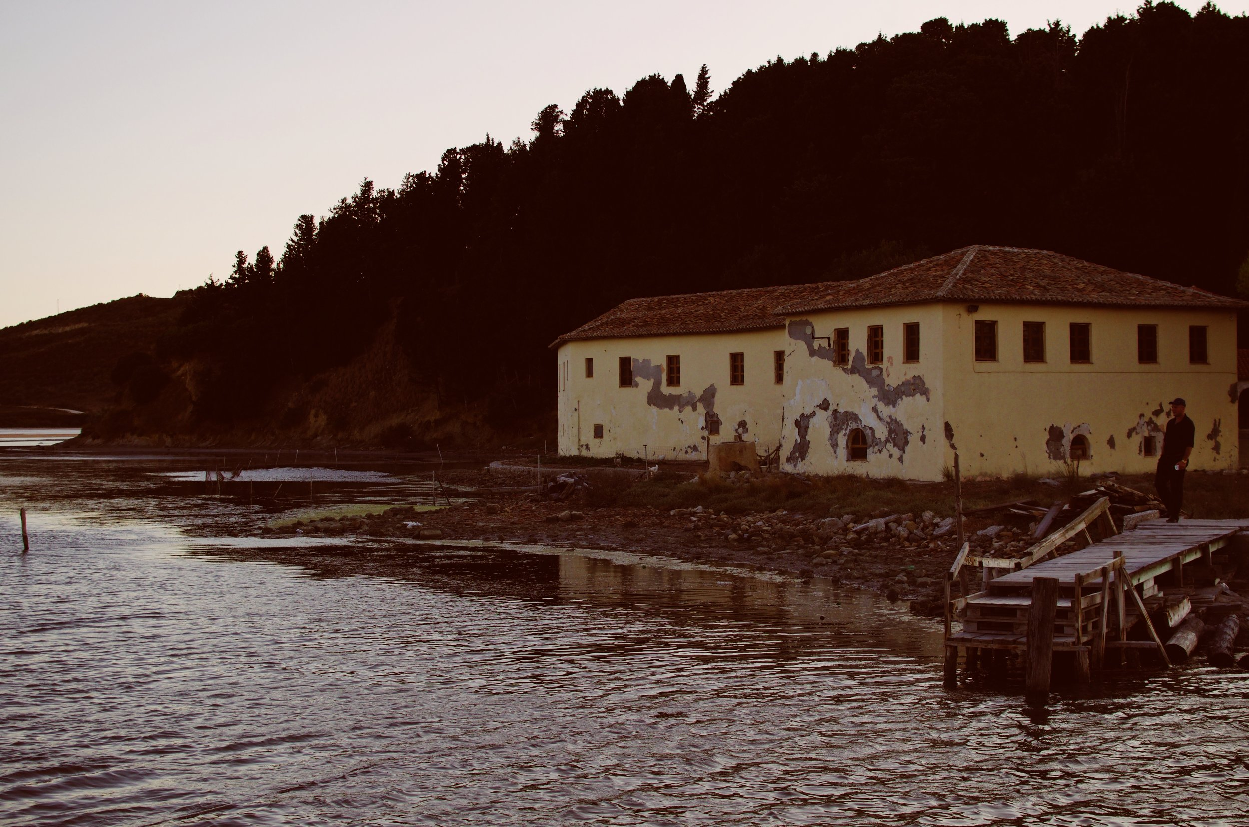 Zvërnec Islands, Albania