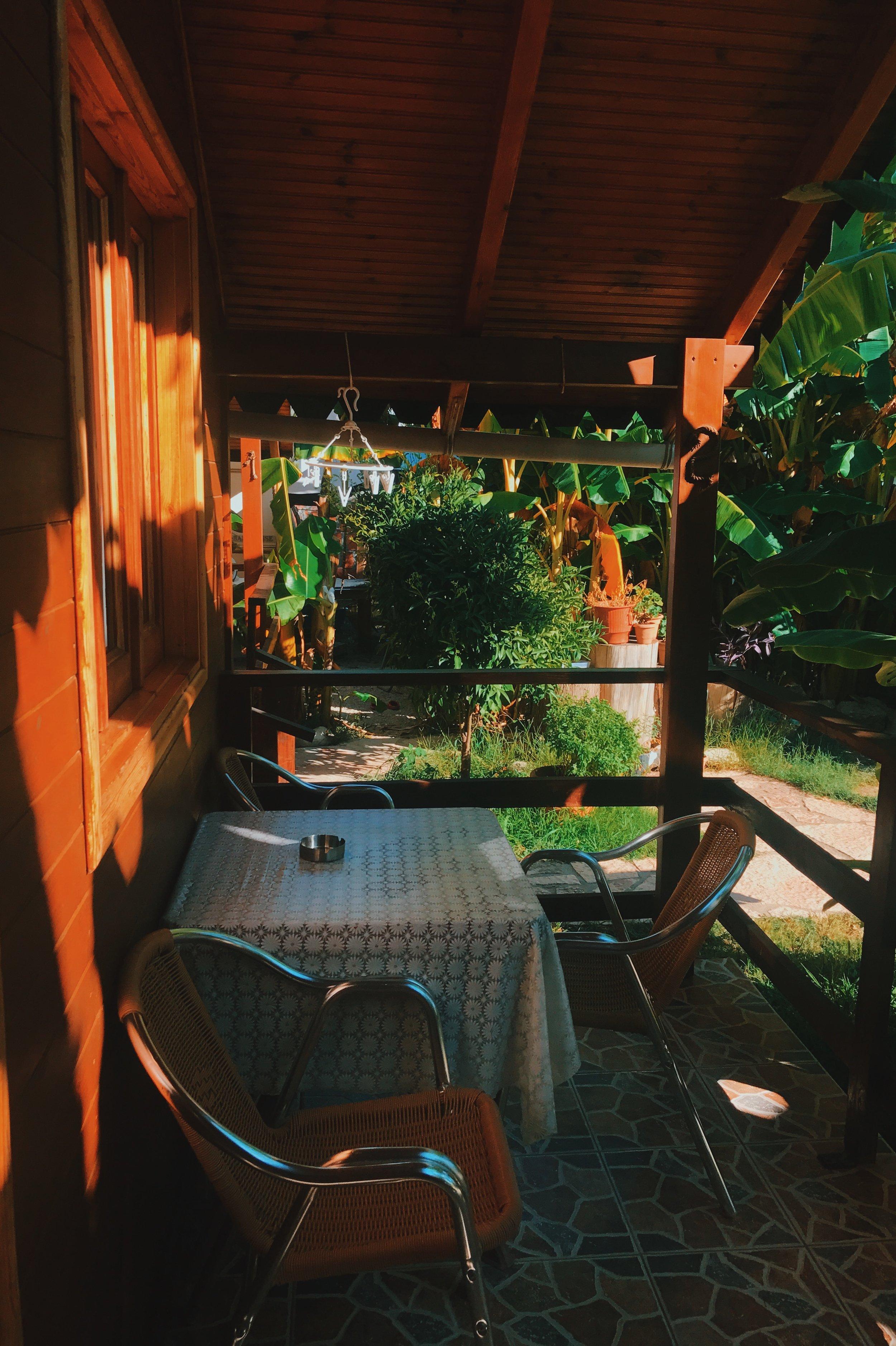 The Druri Dhermi Guesthouse in Albania