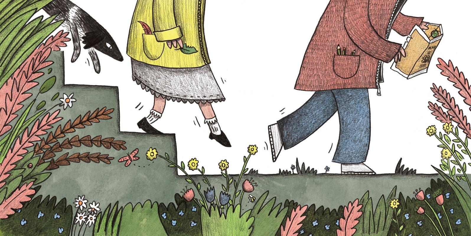 children park dog bonnie beasts rachel logan illustration fitsat.jpg