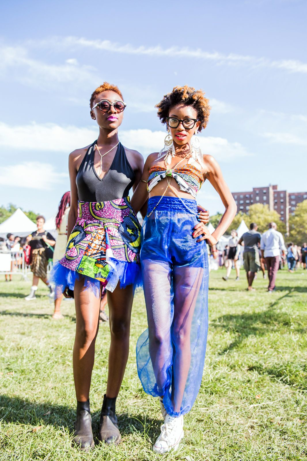 AFROPUNK - Music Festival Street Style Featured in 2015