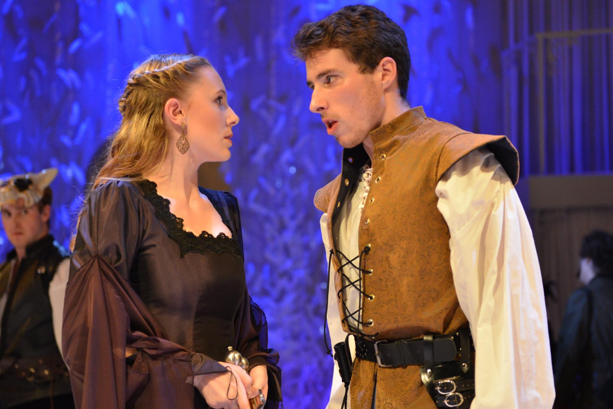 Lady Capulet with Tybalt
