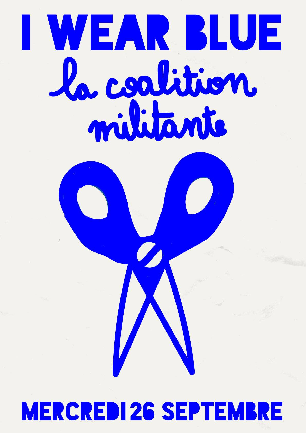 La coalition militante - Afterwork: 6 - 9 pmAbout a Worker invites other designers to celebrate new systems of production and consumptionPop-up and debate with Brut Clothing, Wendy Andreu, Claire Dartigues, Maximum et Les Nouveaux Créateurs