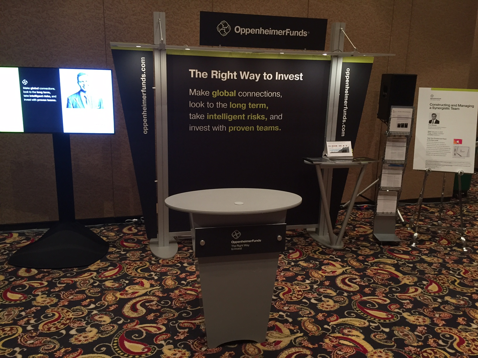 10x10 Picture of Booth at Conference.JPG