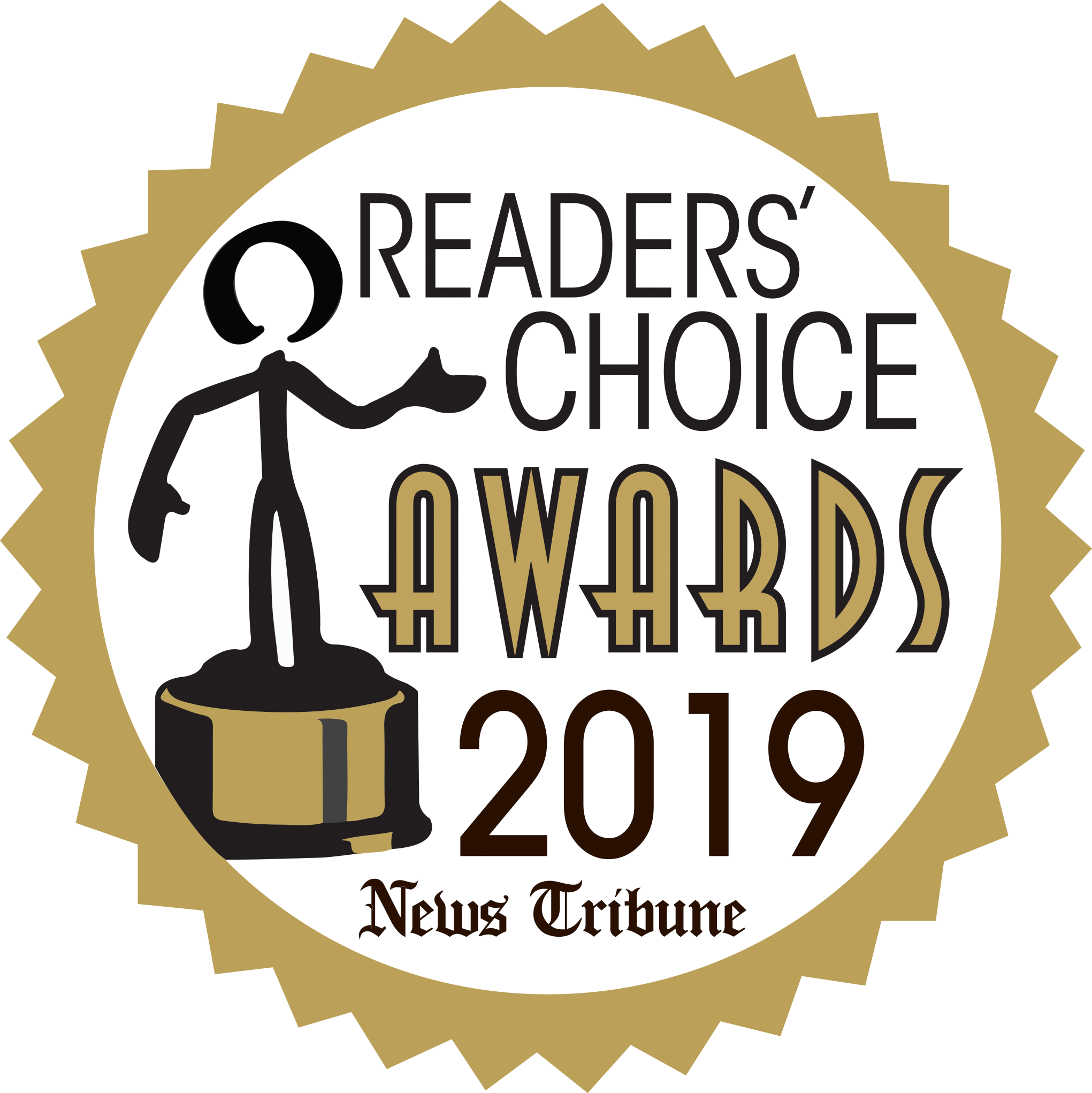 Voted #1 Pet Store in Jefferson City's Readers' Choice Awards 2019!