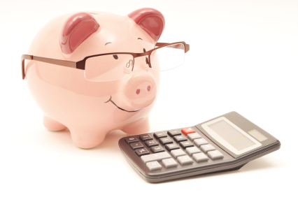 Piggy Bank glasses calculator.saving-money.jpg