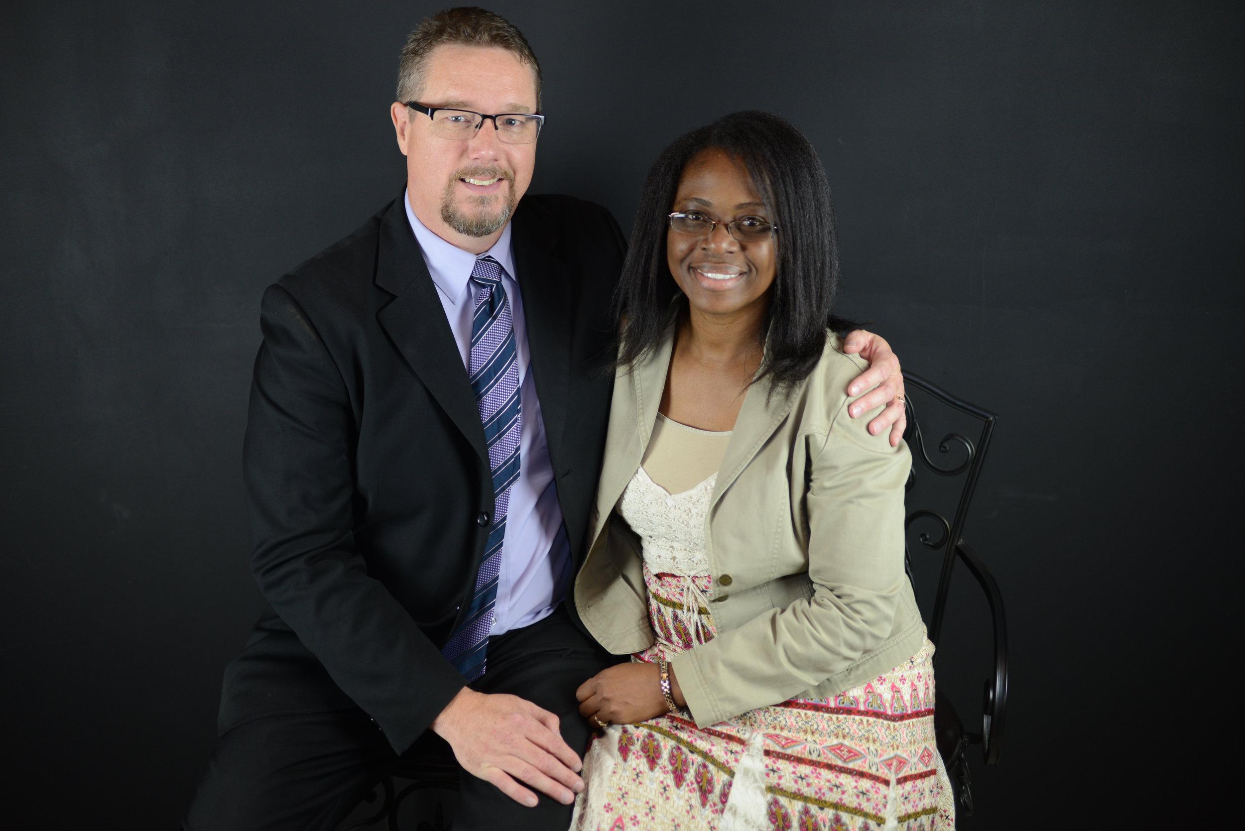 Paul & Veronica Crabtree - Trustee Board
