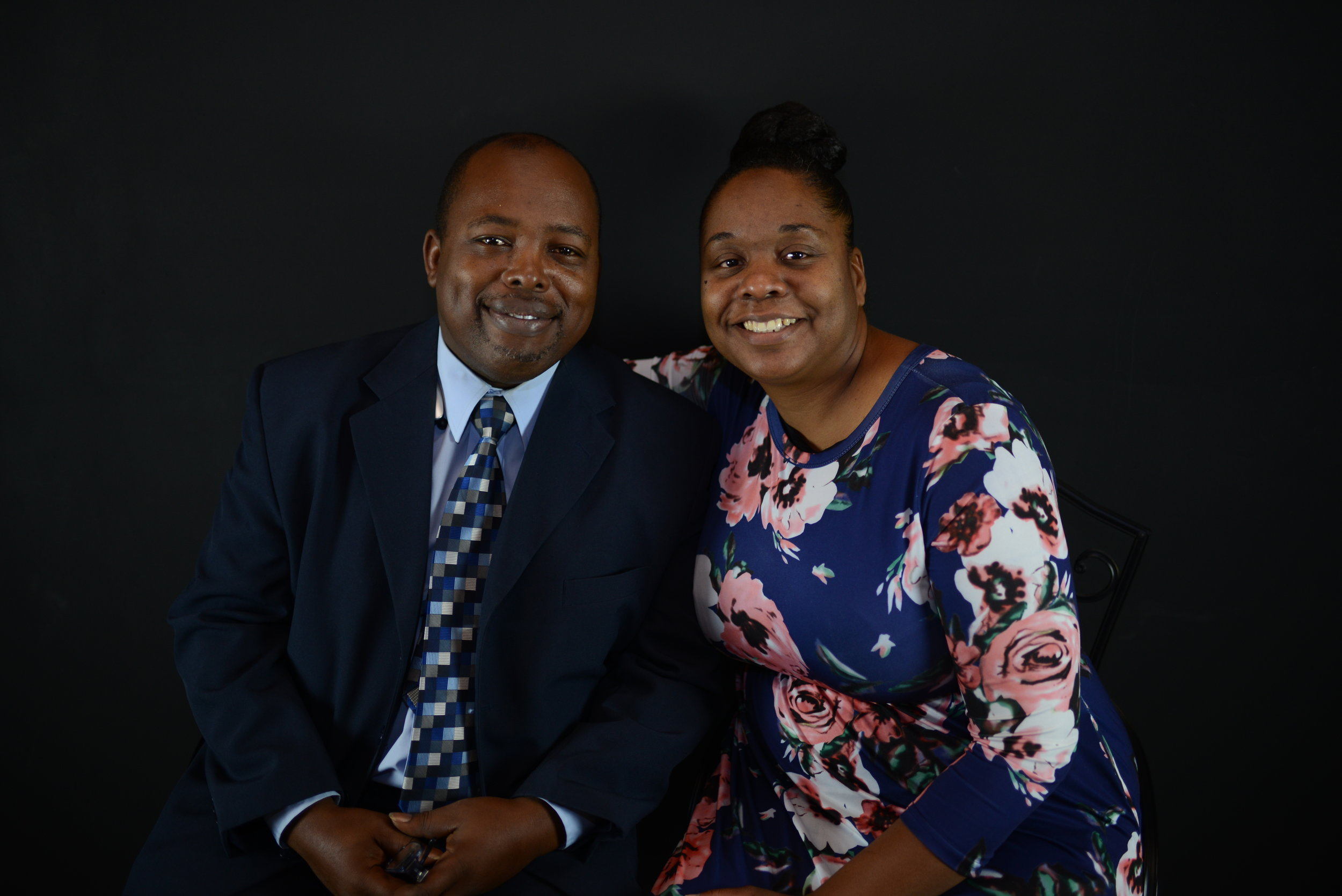 Dion & Mikka Taplin - Bus Ministry Directors