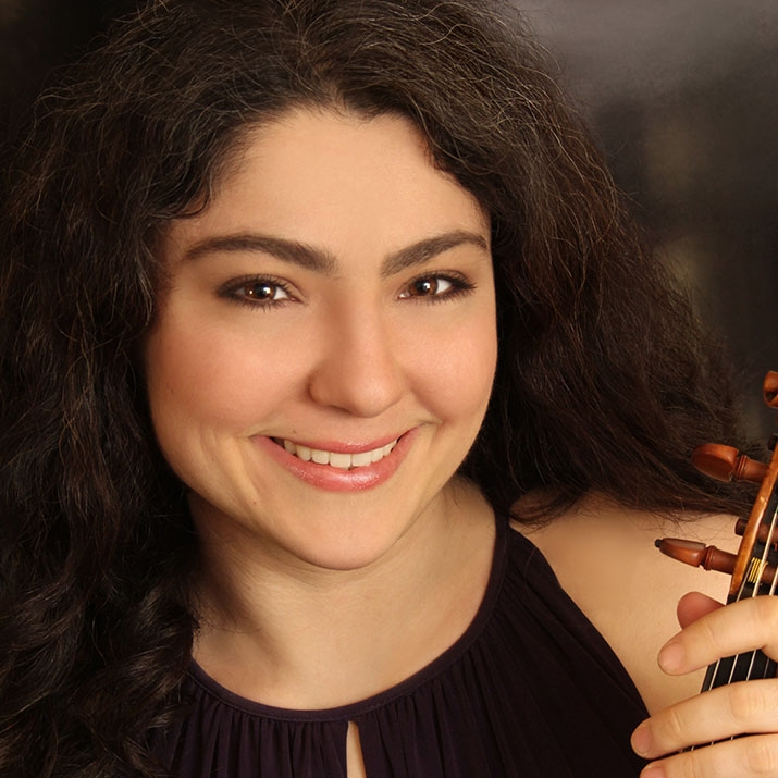 Heather Wittels - Violin SoloistViolinist with the Lyric Opera of Chicago