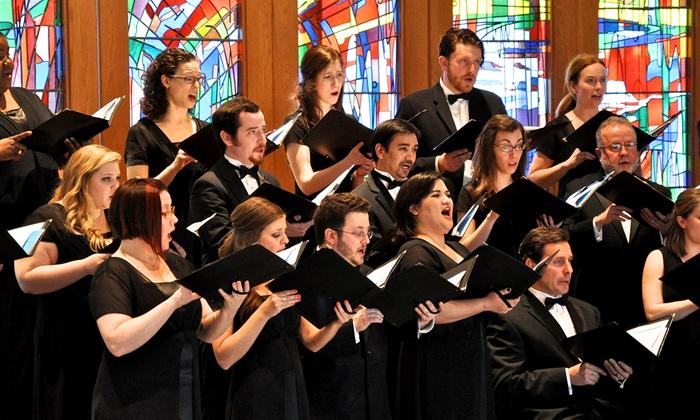 Chicago Chamber Choir - Directed by Christopher Windlewww.chicagochamberchoir.org