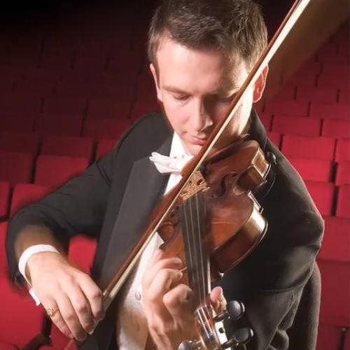 John Macfarlane - ViolinFeatured Artist >>>
