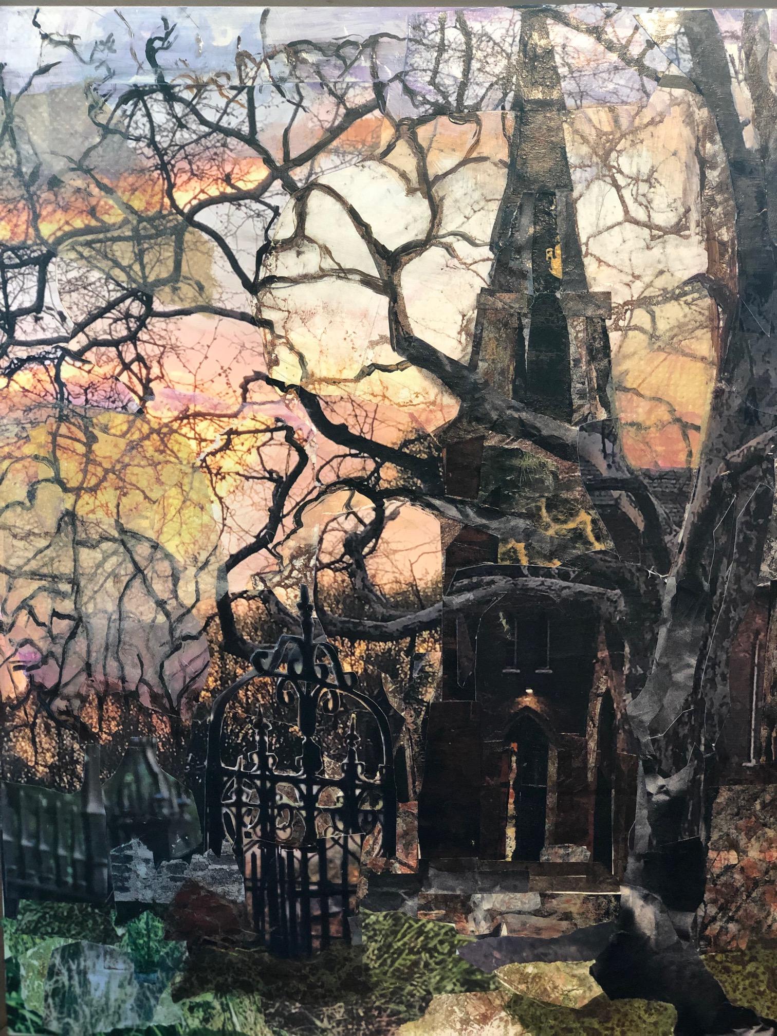 Old Church At Twilight