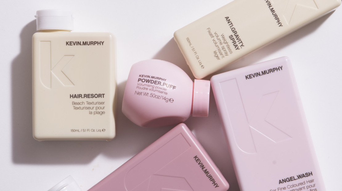 Born from the same philosophy as skincare, KEVIN.MURPHY products are WEIGHTLESSLY designed to deliver PERFORMANCE, STRENGTH and LONGEVITY. -