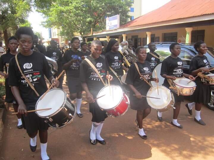 Brassband FCOMU, Oeganda